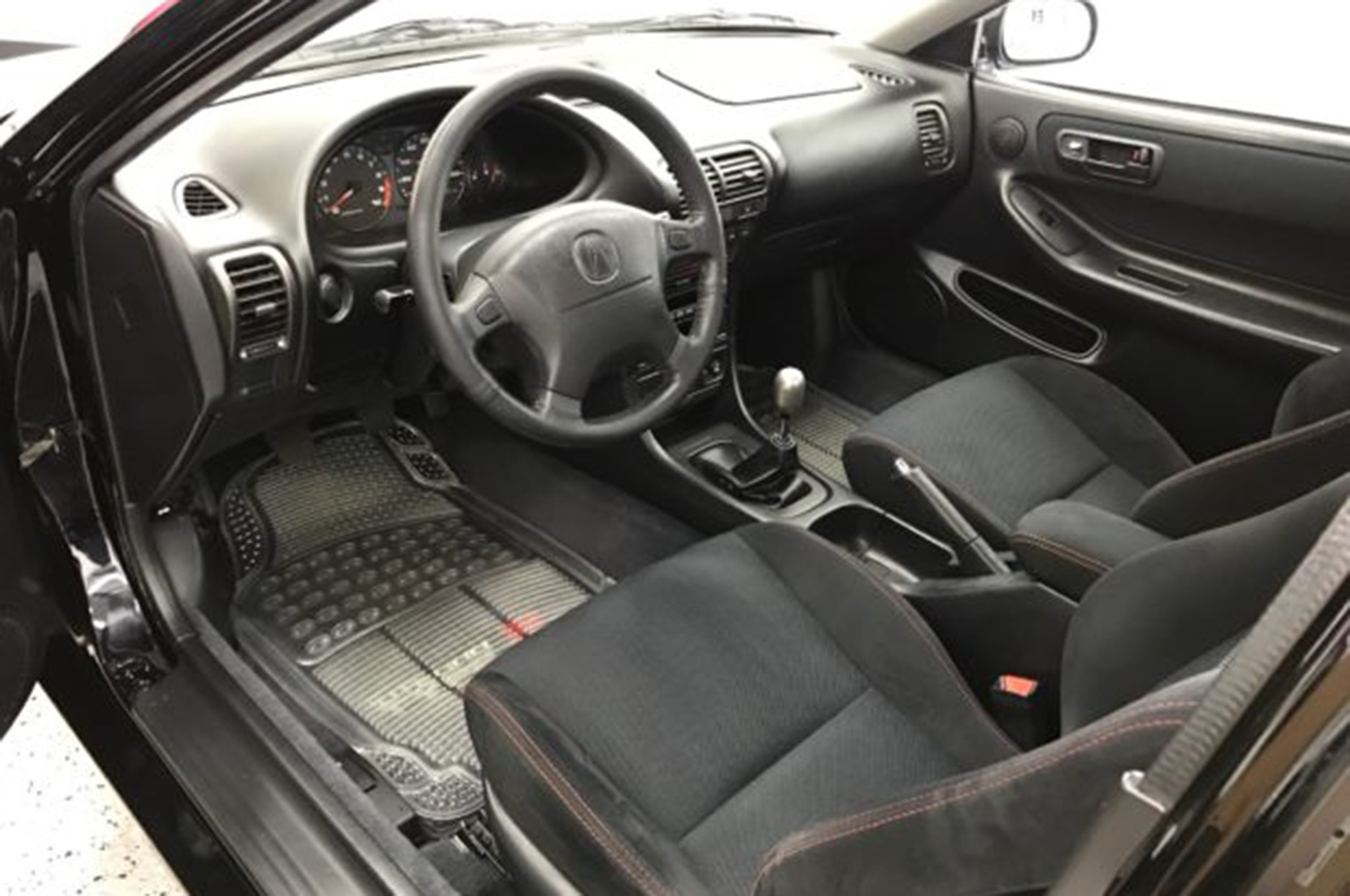 Acura Integra Type R Bring A Trailer Interior on Msrp Acura Integra Type R