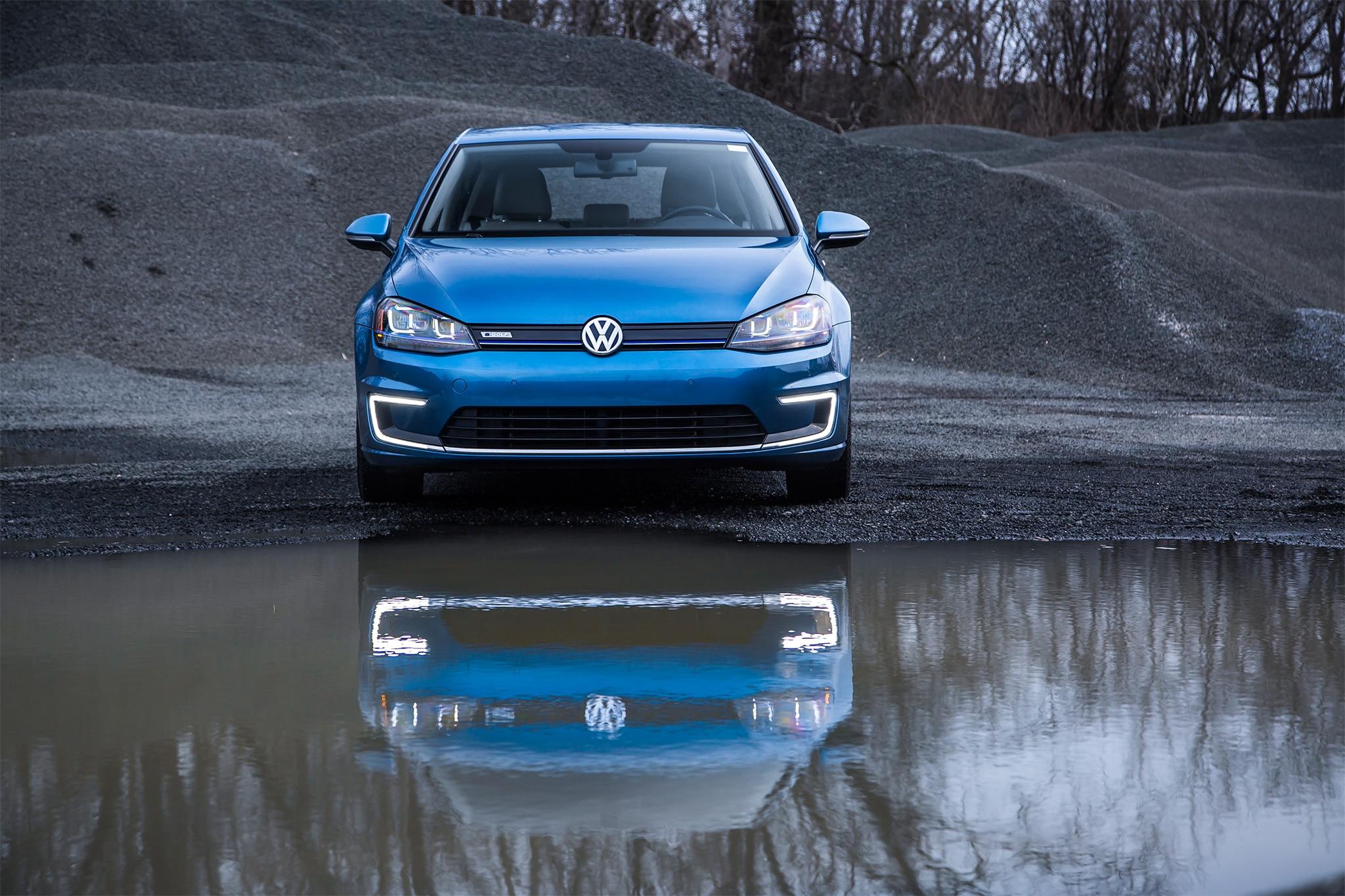 One Year With 2015 Volkswagen E Golf Sel Premium Automobile Magazine