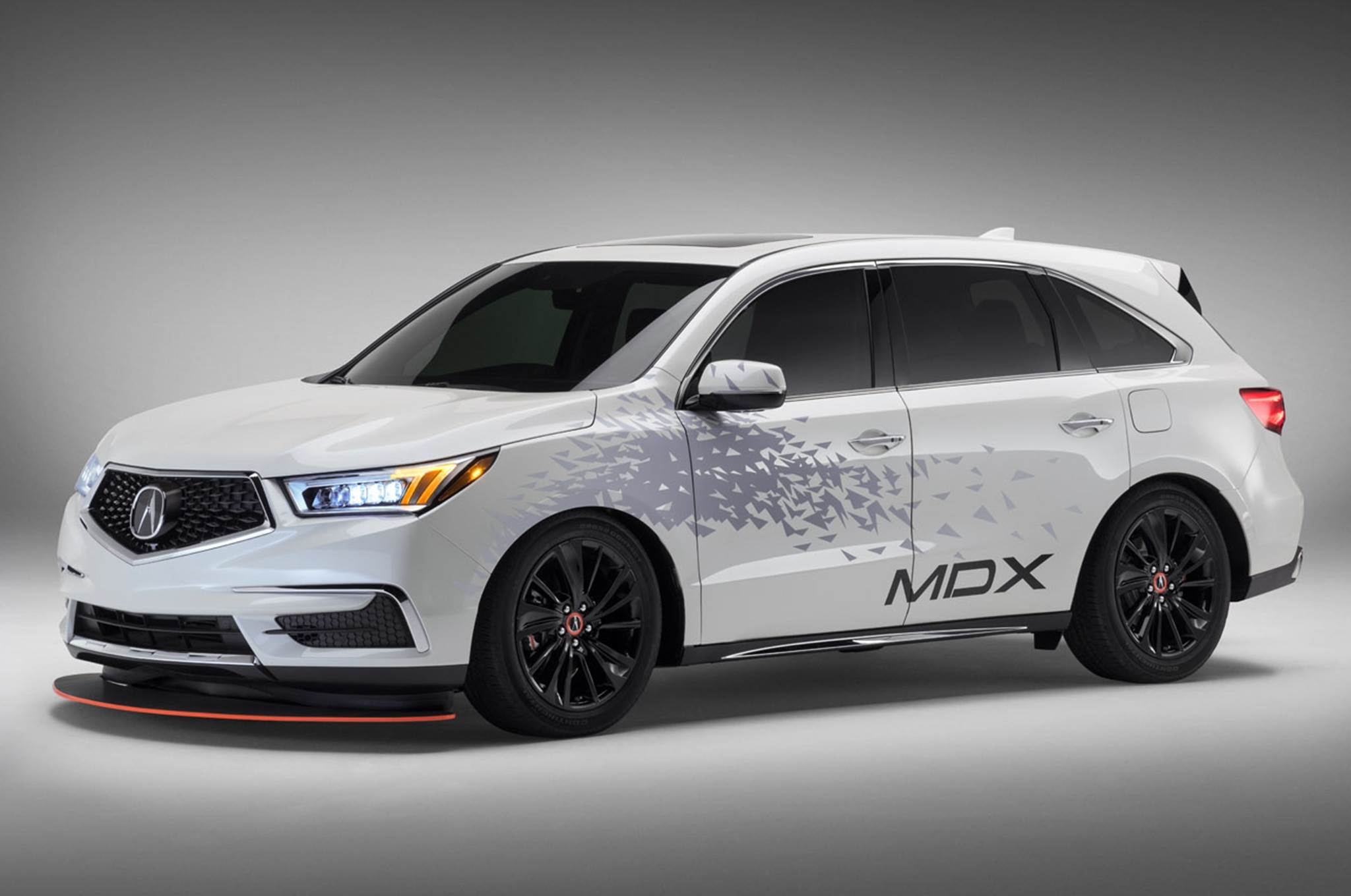 Lowered Acura Mdx All New Car Release Date 2019 2020 20152016 Hyundai Sonata Curt T Connector Wiring Harness 56247 Sema 2016 Customized To Tow Nsx Gt3 Racer