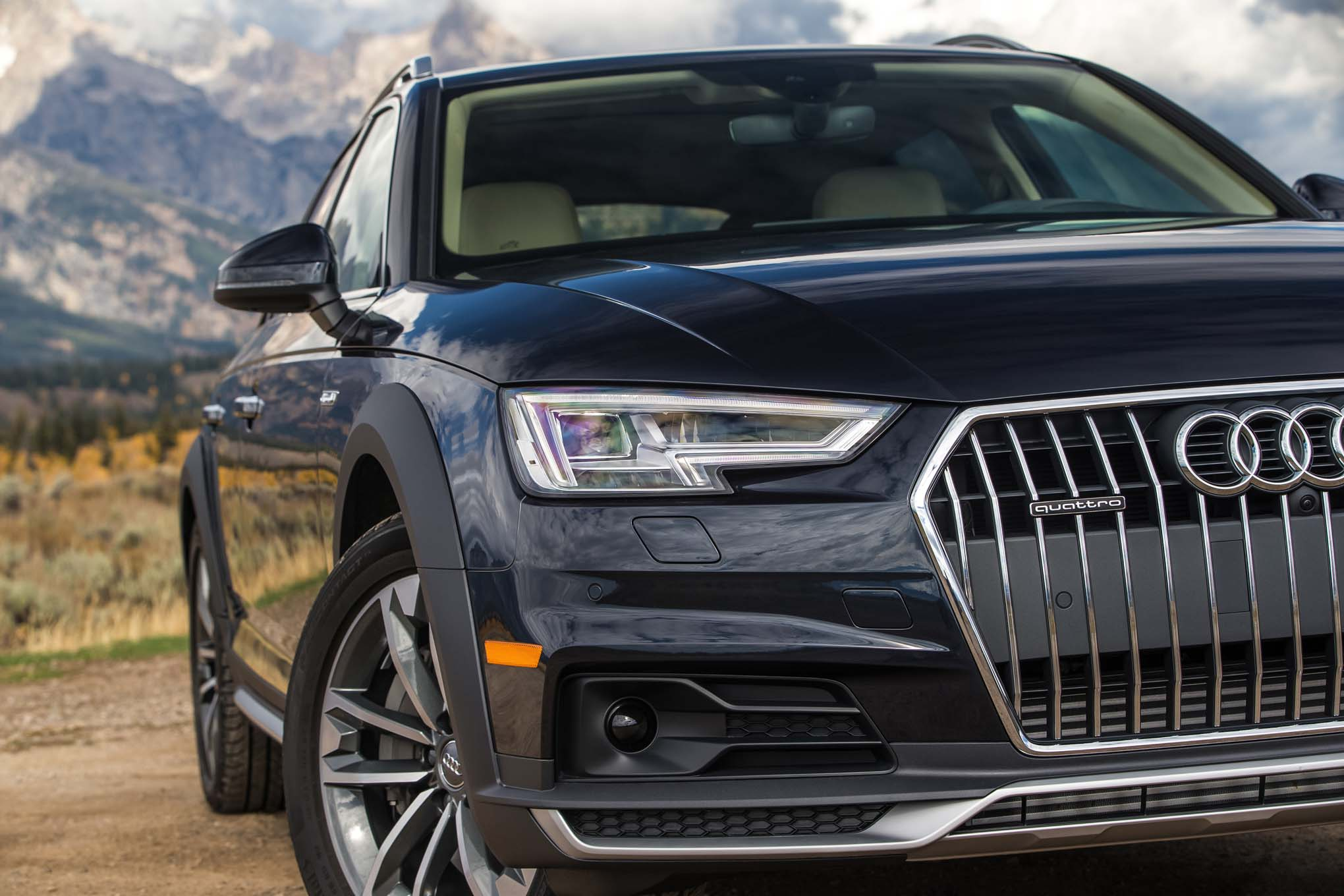 2017 Audi A4 Allroad One Week Review Automobile Magazine
