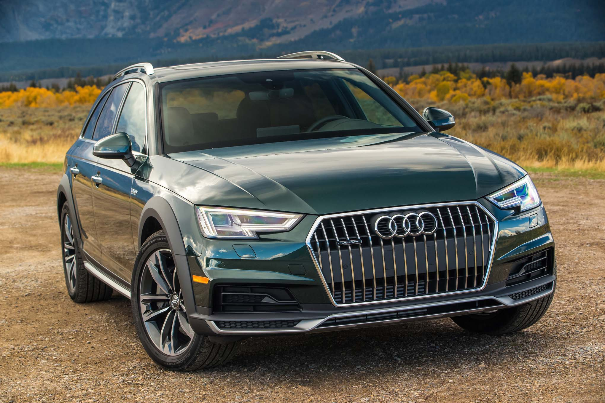 2017 Audi A4 Allroad First Drive Review Automobile Magazine