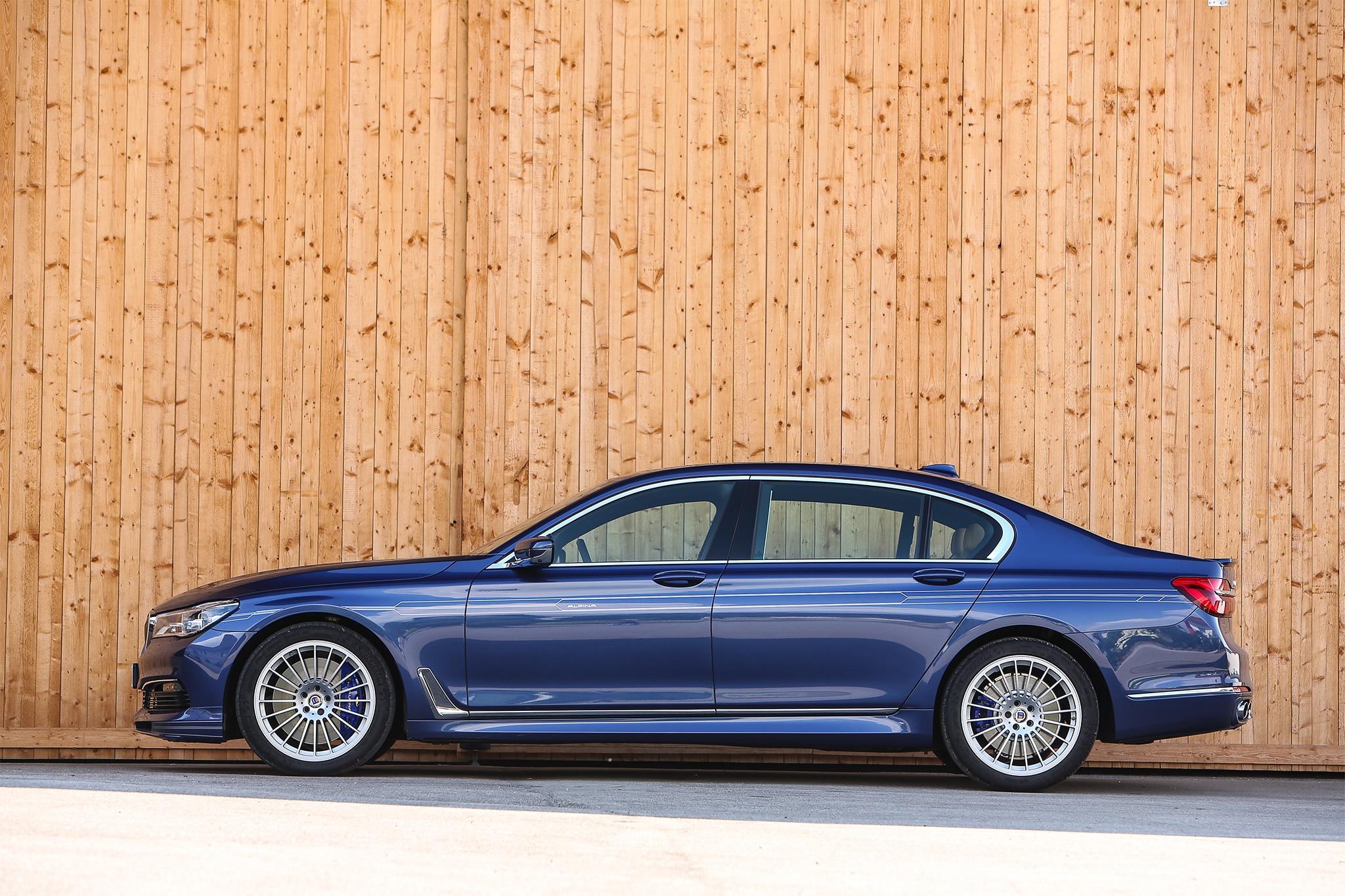 BMW Alpina B XDrive One Week Review Automobile Magazine - 2007 bmw alpina b7 for sale