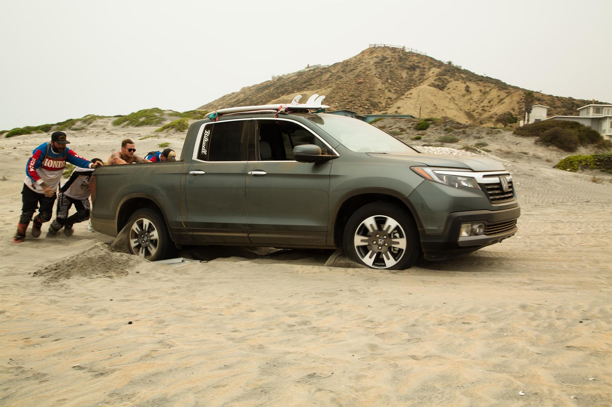 2017 Honda Ridgeline in Baja California, Mexico ...