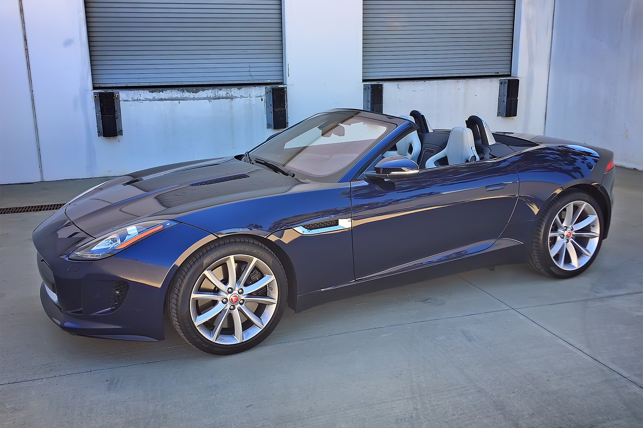 2017 Jaguar F-Type S Convertible One Week Review