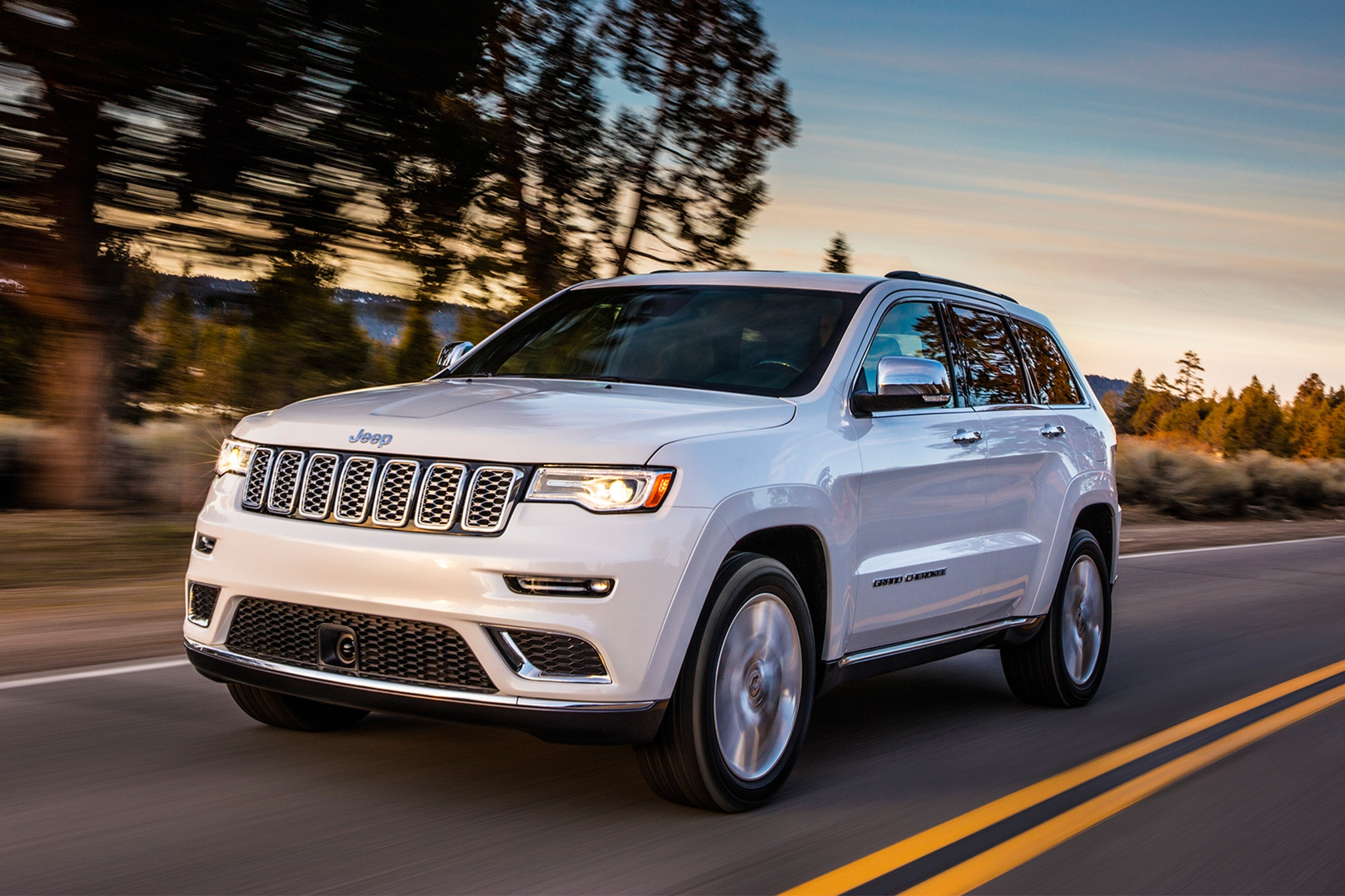 First Drive: 2017 Jeep Grand Cherokee