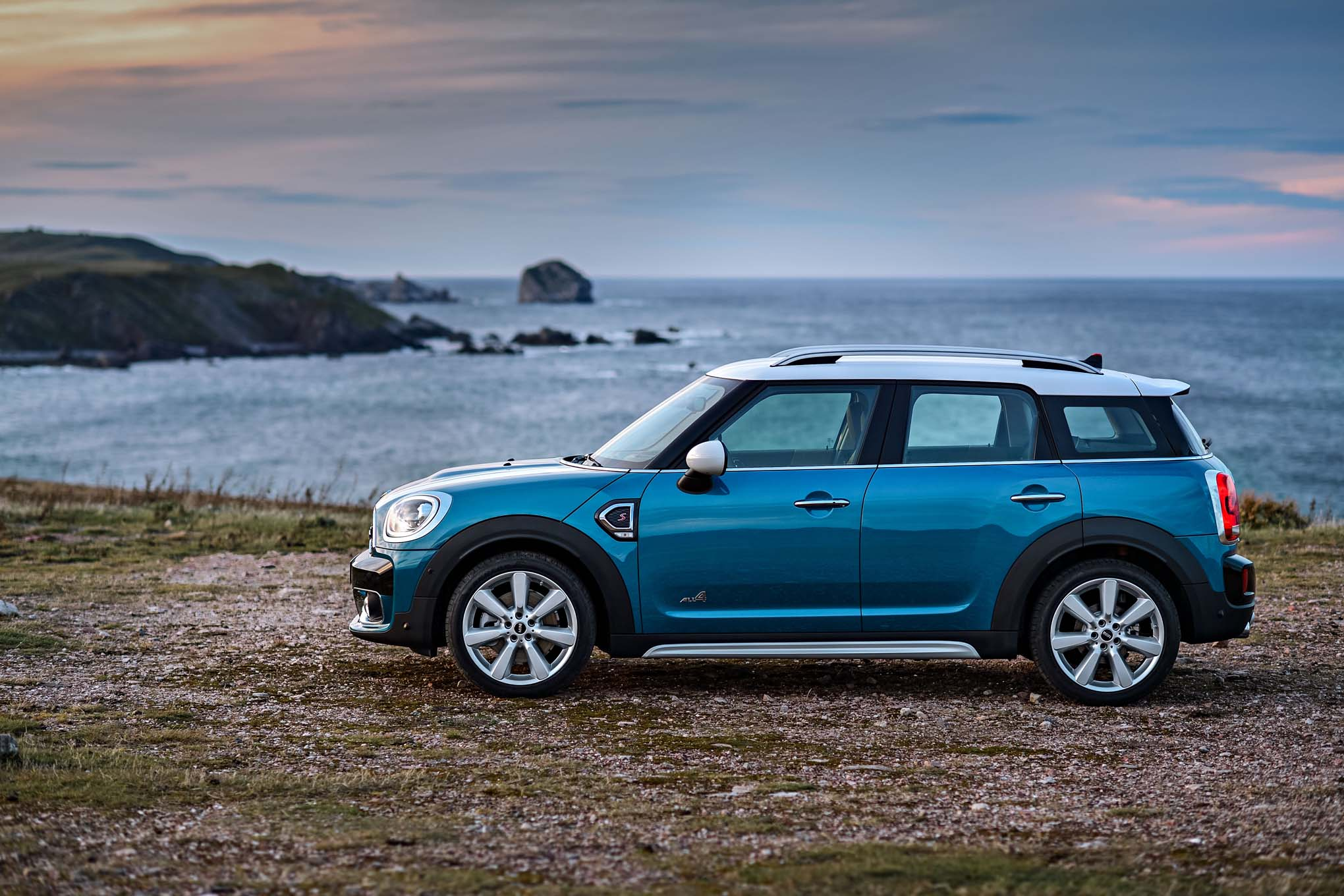 2017 Mini Countryman First Drive Review Automobile Magazine