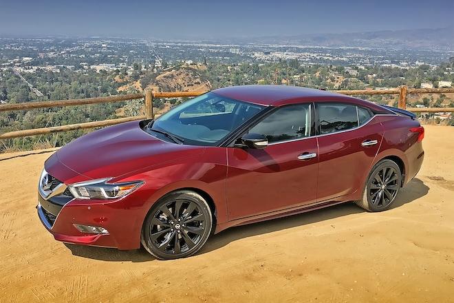 2017 Nissan Maxima Sr One Week With Automobile Magazine