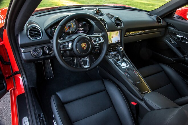 One Week With 2017 Porsche 718 Cayman Automobile Magazine
