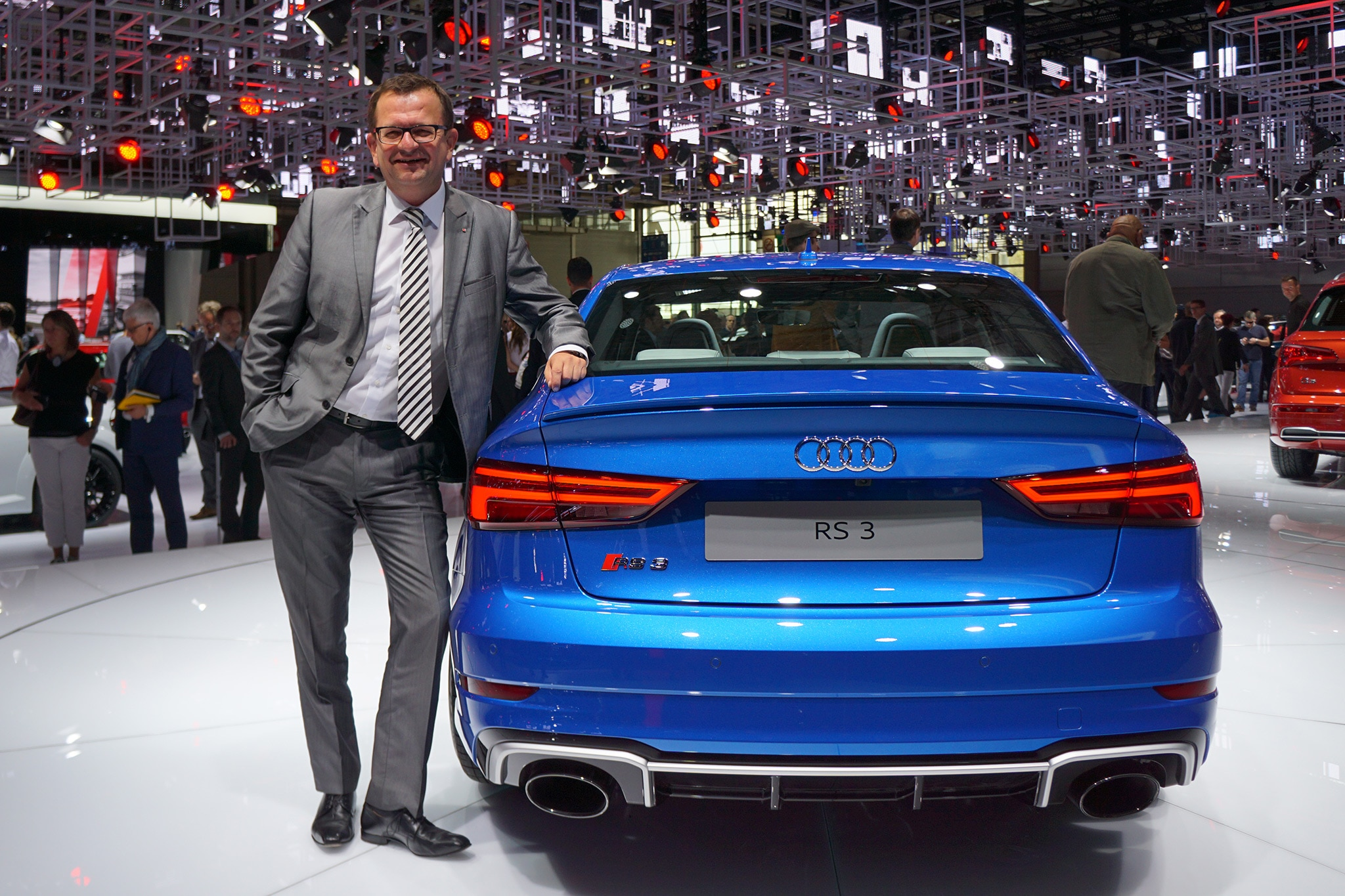 13 Things You Didn't Know About the 2018 Audi RS3