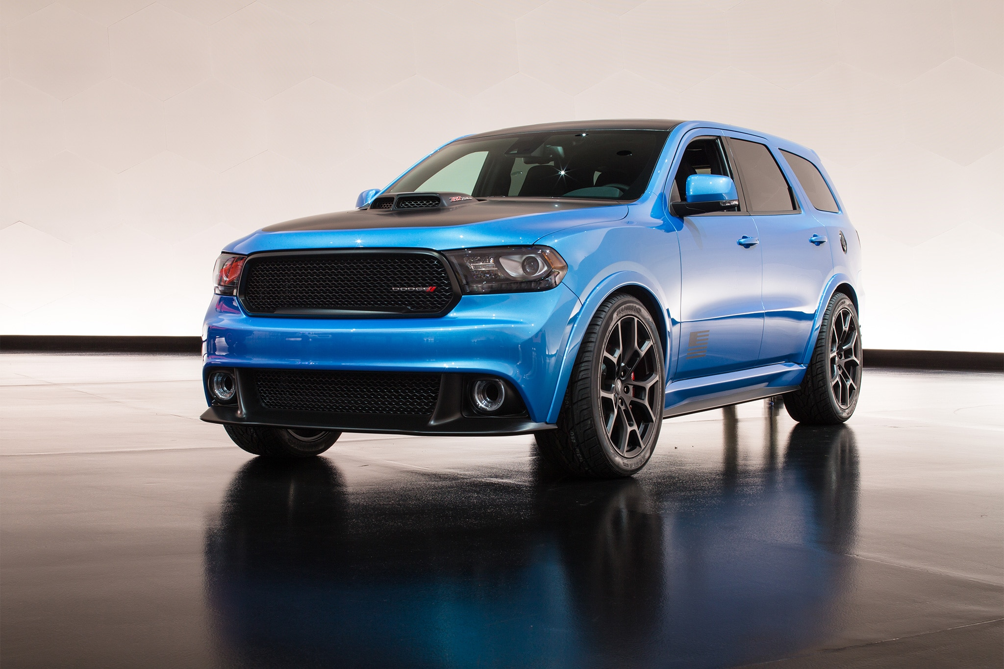 SEMA 2016: Six Mopar Mods for a Macho World | Automobile