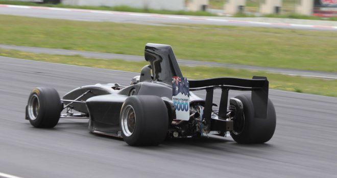 Formula Thunder 5000 rear