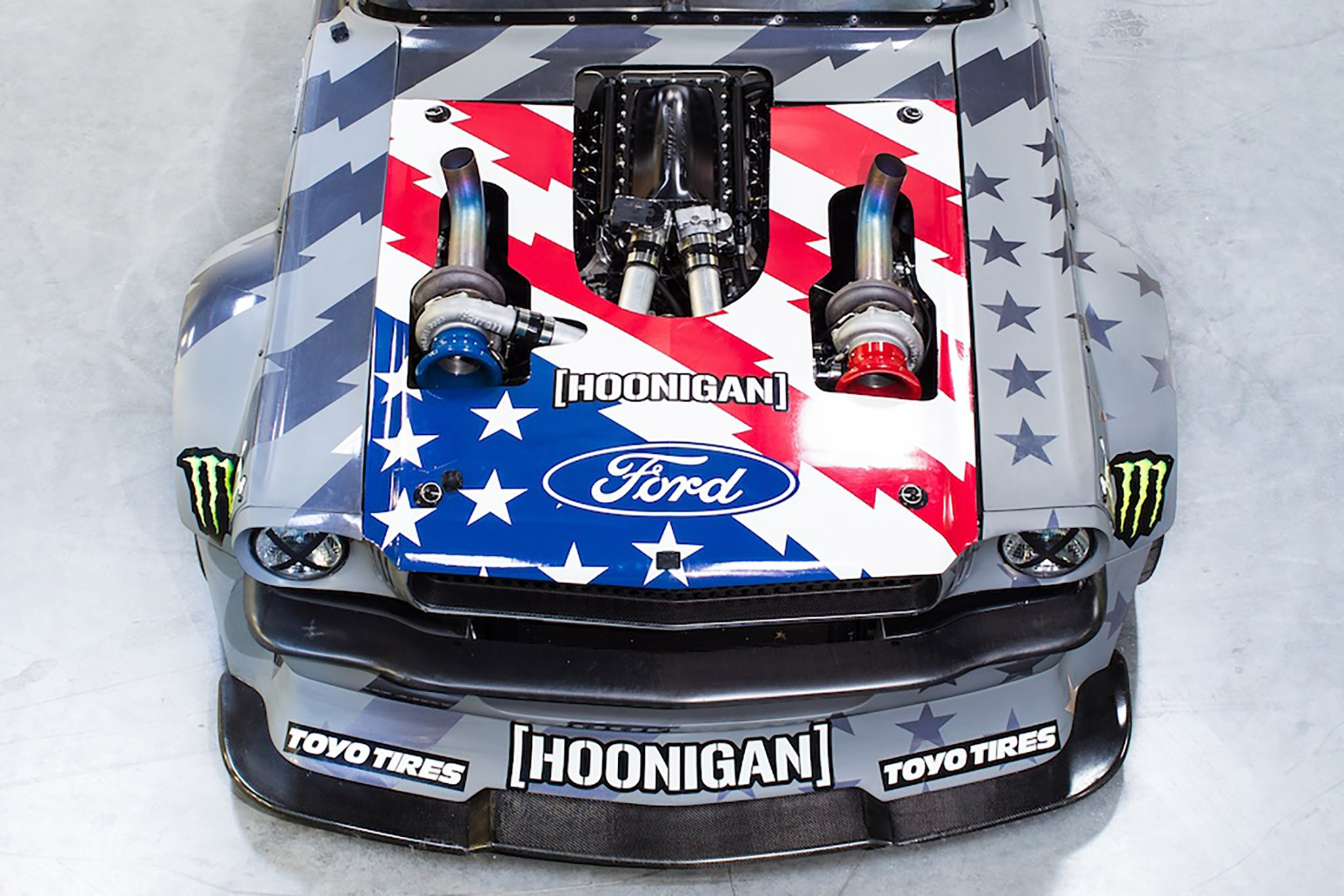 Hoonicorn v2 reloaded with turbos and meth anol automobile magazine - Hoonicorn specs ...