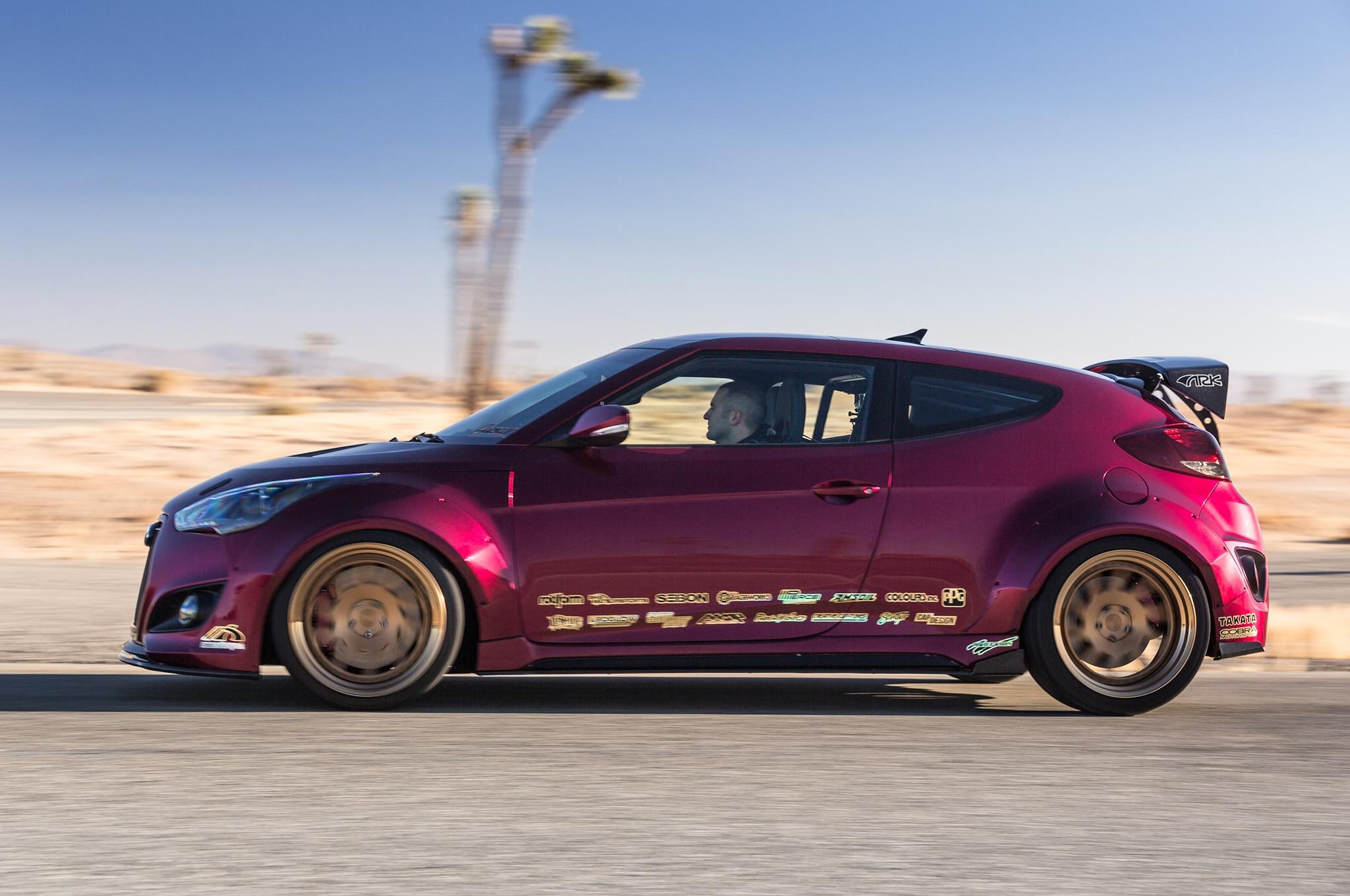 Sema 2016 1 040 Horsepower Hyundai Concept Automobile