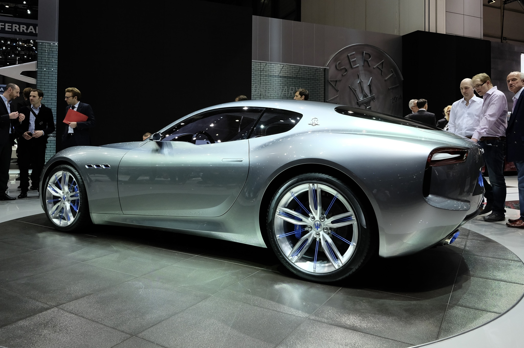 2019 New And Future Cars 2022 Maserati Alfieri Automobile Magazine