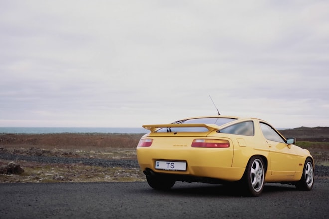 Porsche 928 Screen Grab