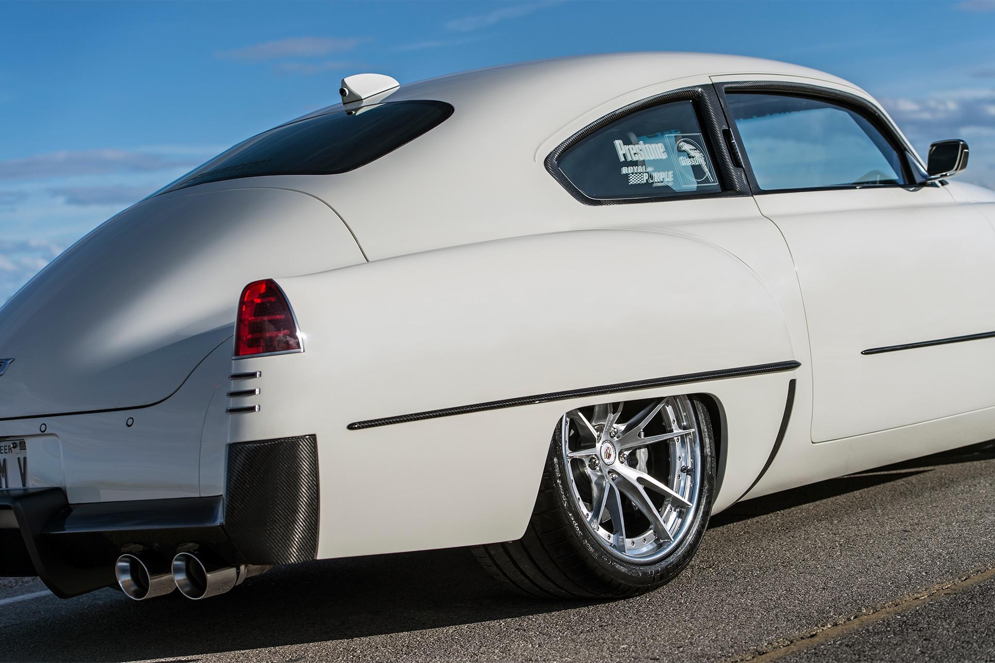 SEMA 2016: Ringbrothers' Custom 1948 Cadillac | Automobile Magazine