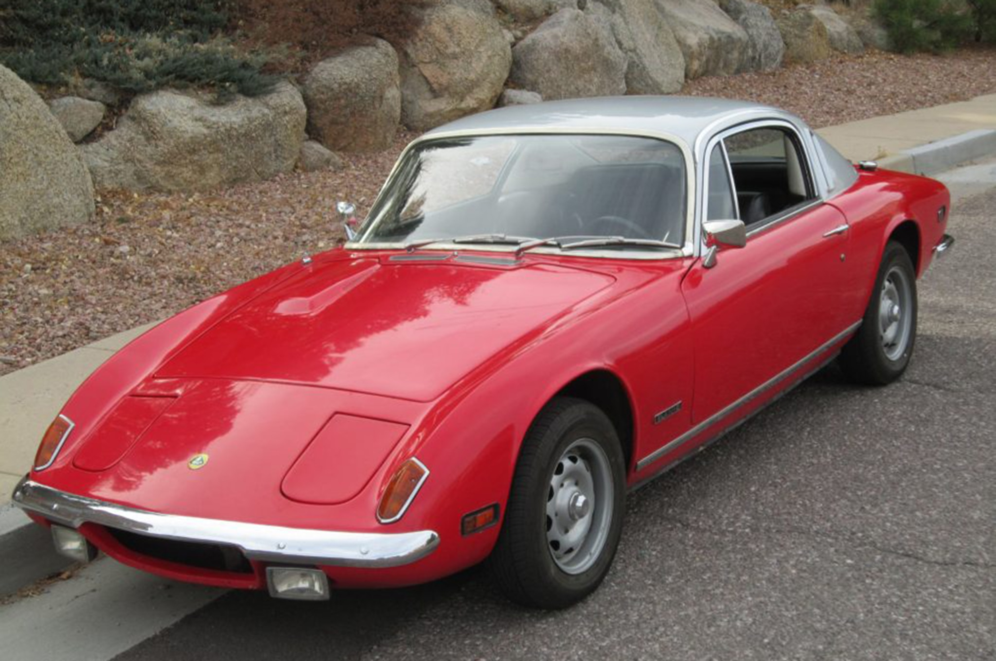 Just Listed 1972 Lotus Elan Plus 2 is Lightweight Fun for Four