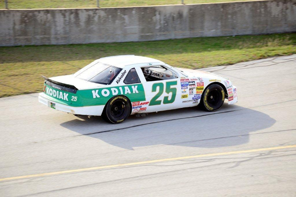 Vintage Nascar Race Cars For Sale >> Just Listed: 1989 Chevrolet Lumina NASCAR Race Car | Automobile Magazine