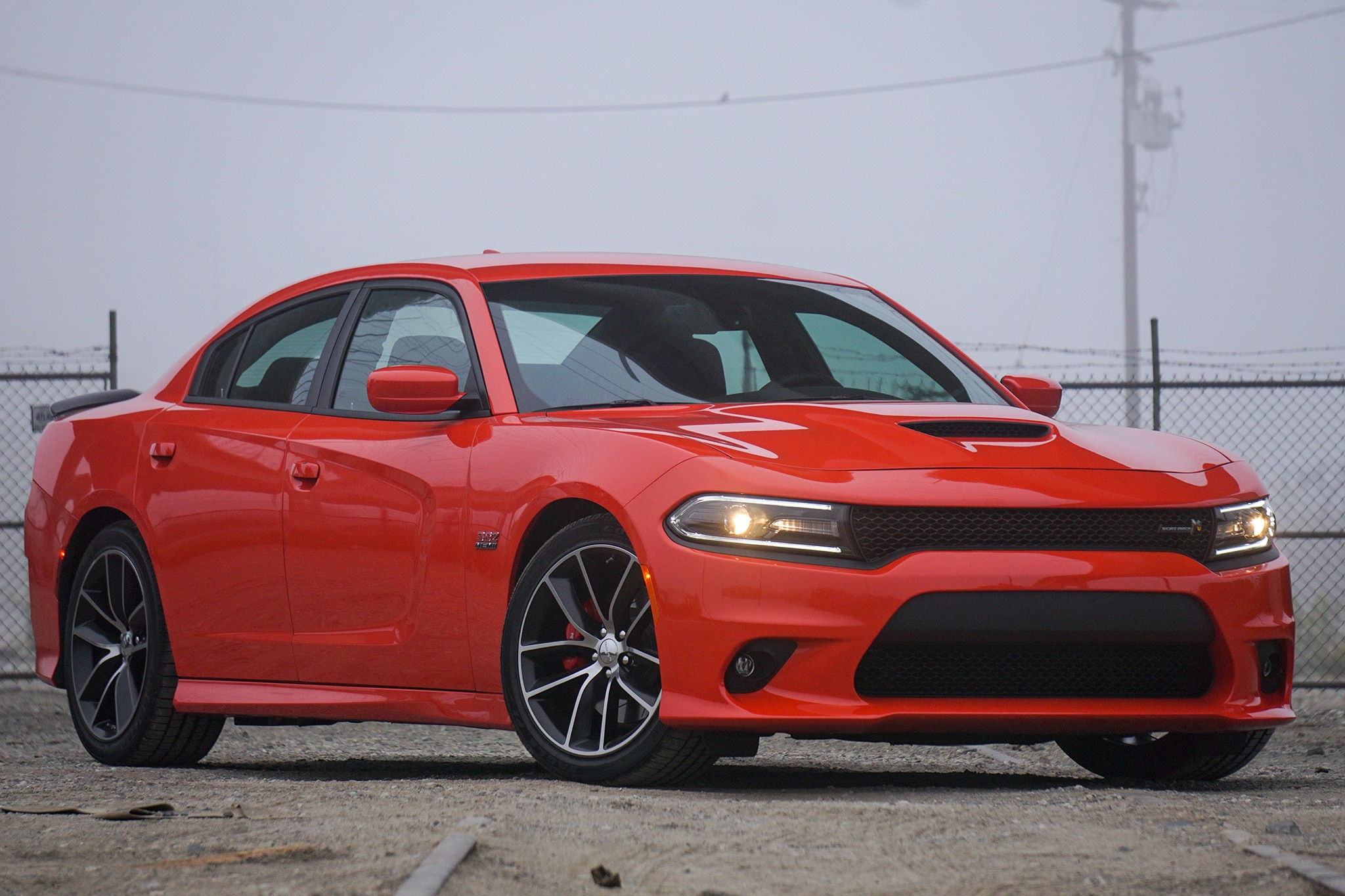 charger dodge scat pack rt front quick take speed weight