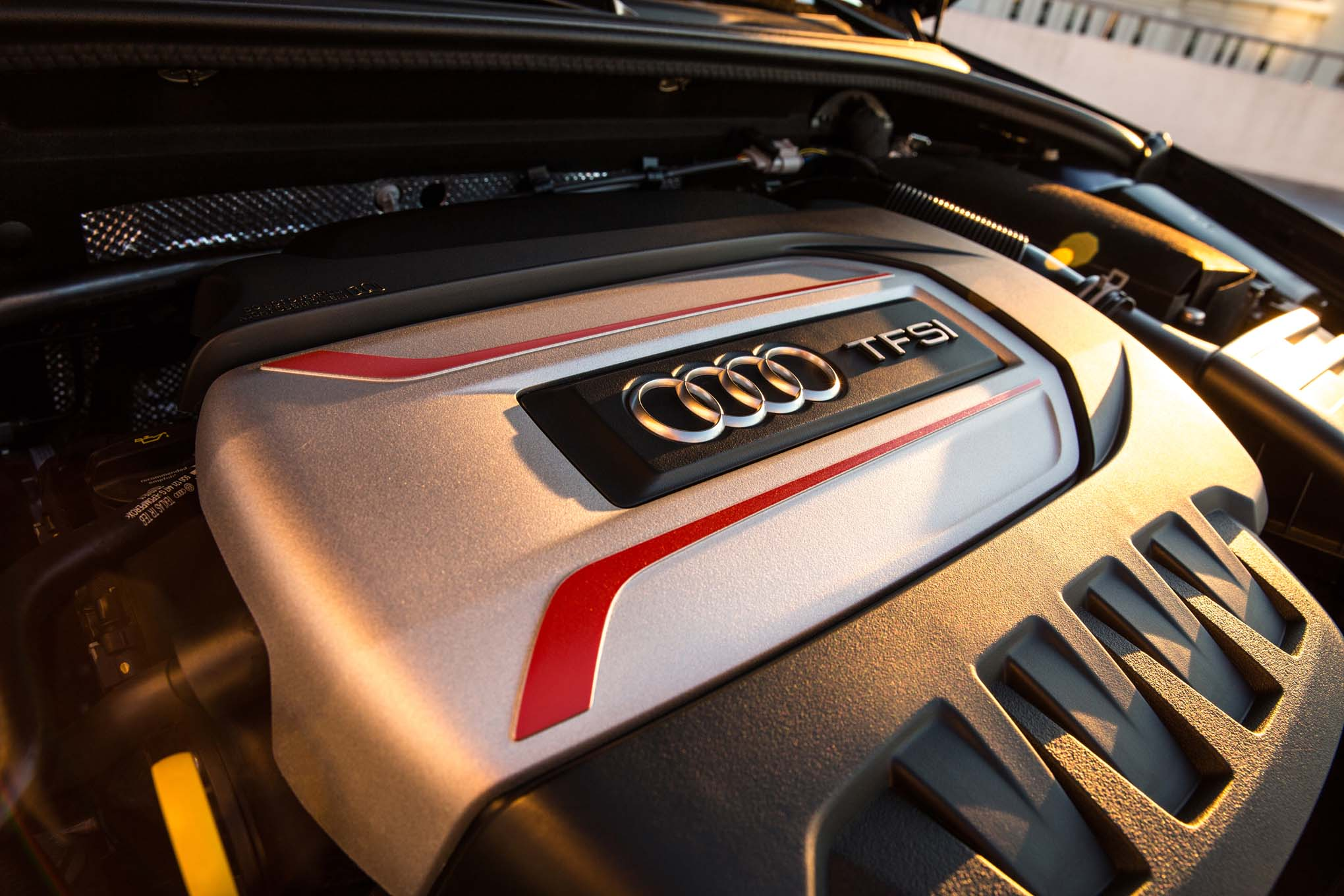 Audi S First Drive Review Automobile Magazine - Audi s3 engine