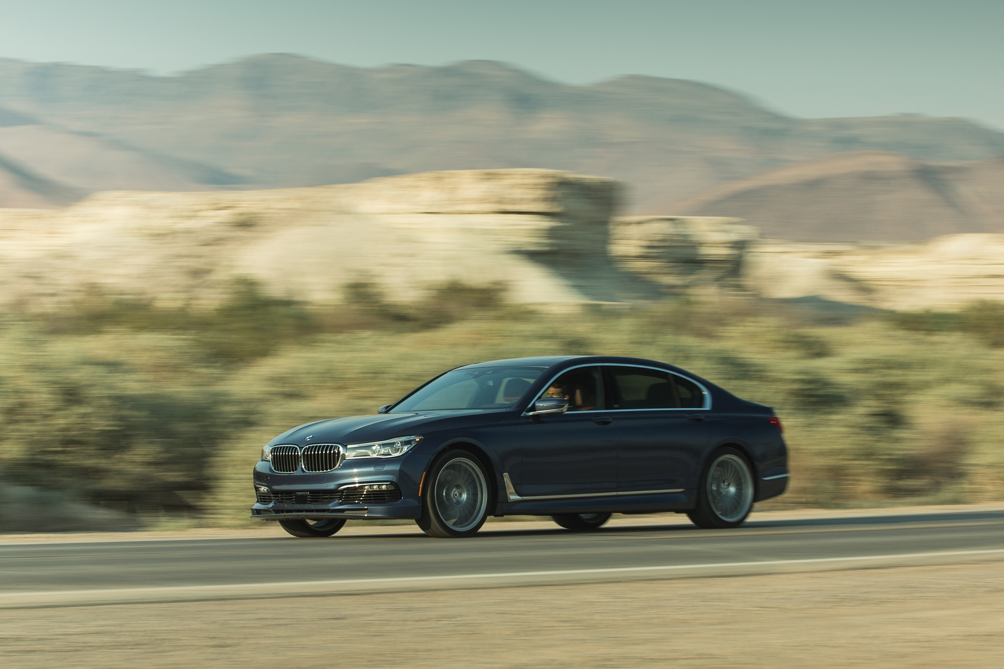 BMW Alpina B XDrive One Week Review Automobile Magazine - Bmw alpina 7 series