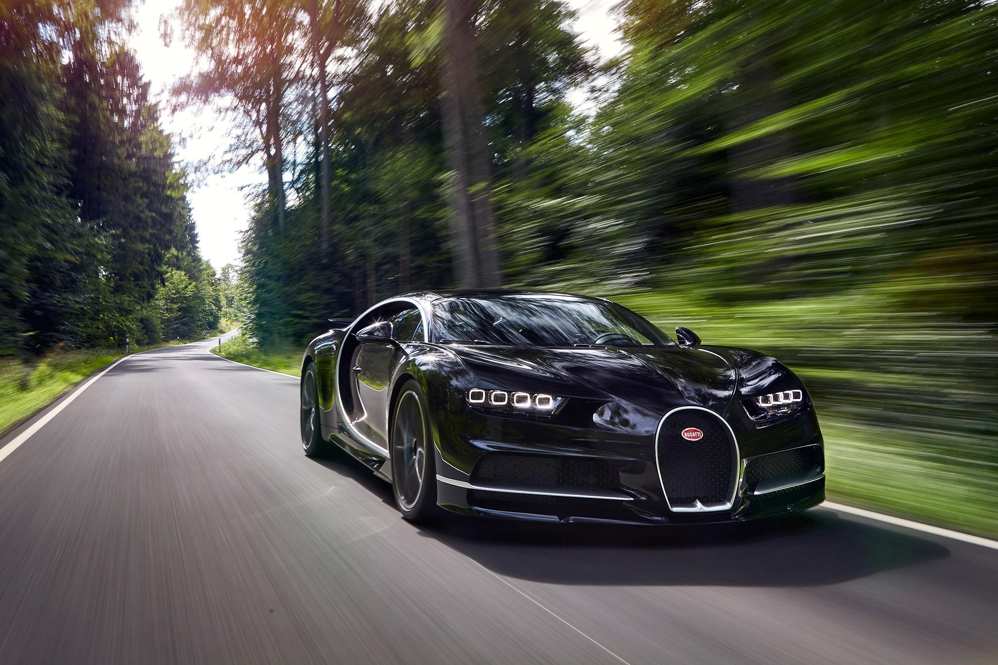 Runaway Model 2017 Bugatti Chiron Automobile Magazine
