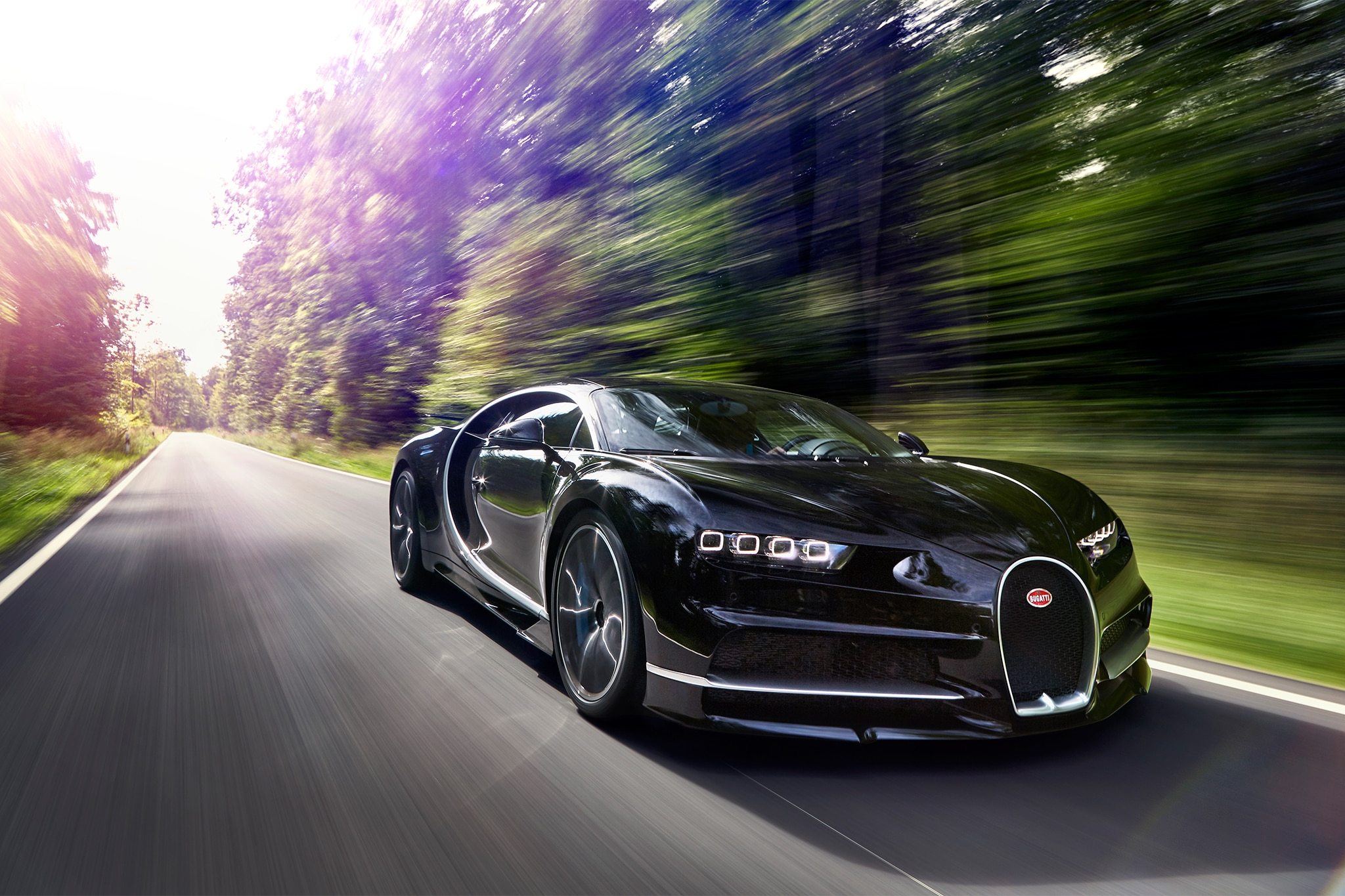 Runaway Model 2017 Bugatti Chiron Automobile Magazine