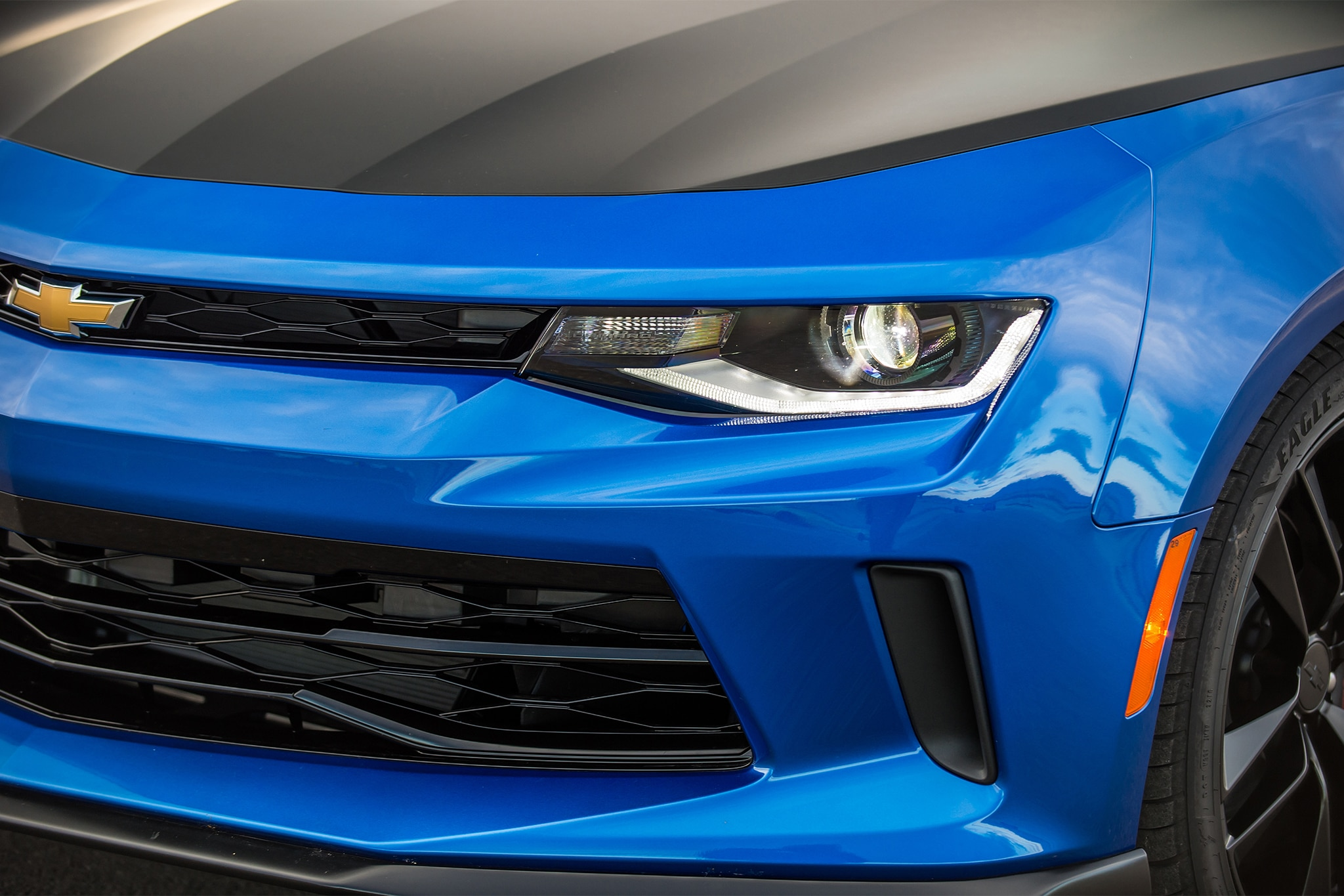 2017 Chevrolet Camaro V-6 1LE One Week Review   Automobile