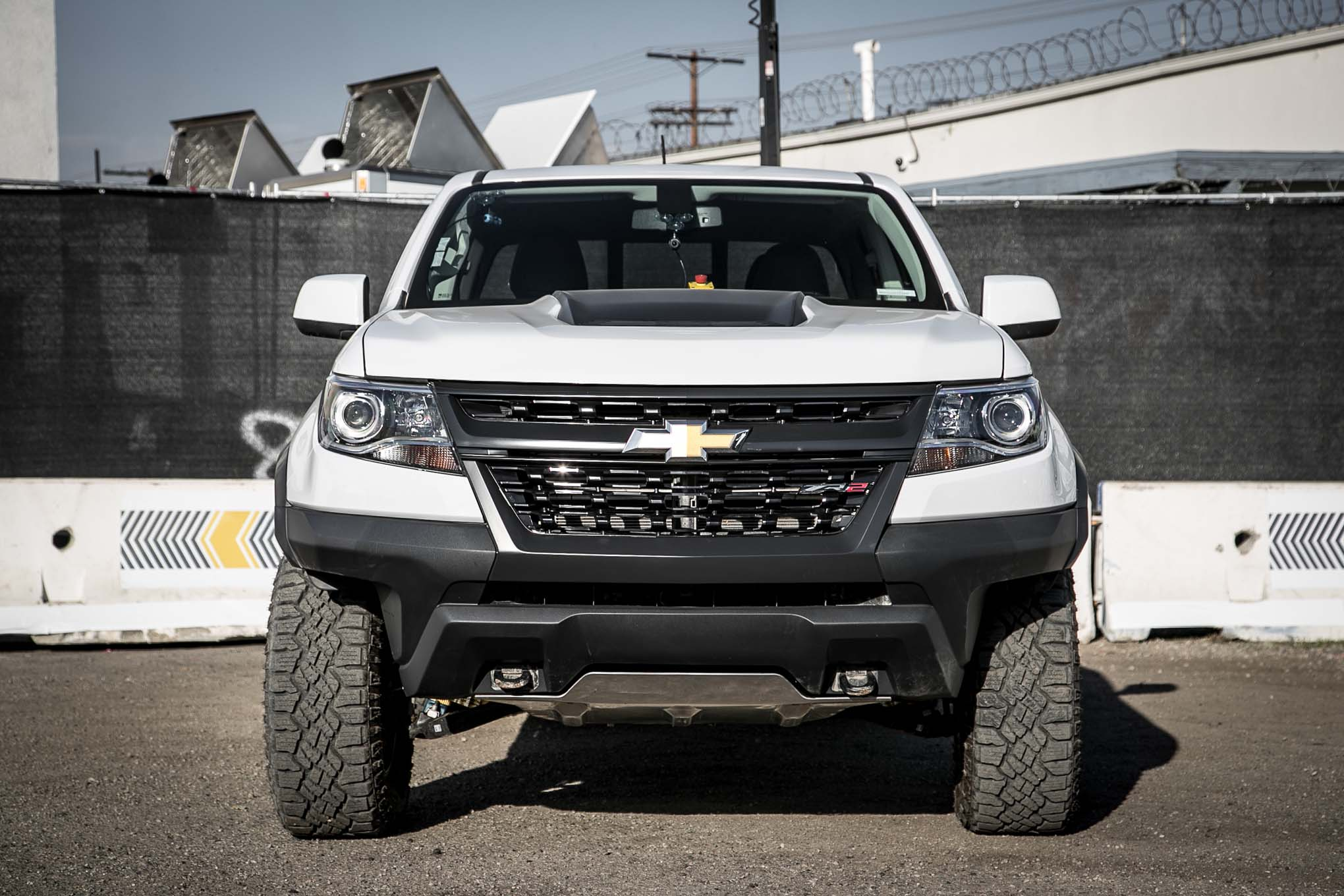 Chevrolet Colorado ZR2 Priced at $40 995 May be f Road Bargain of