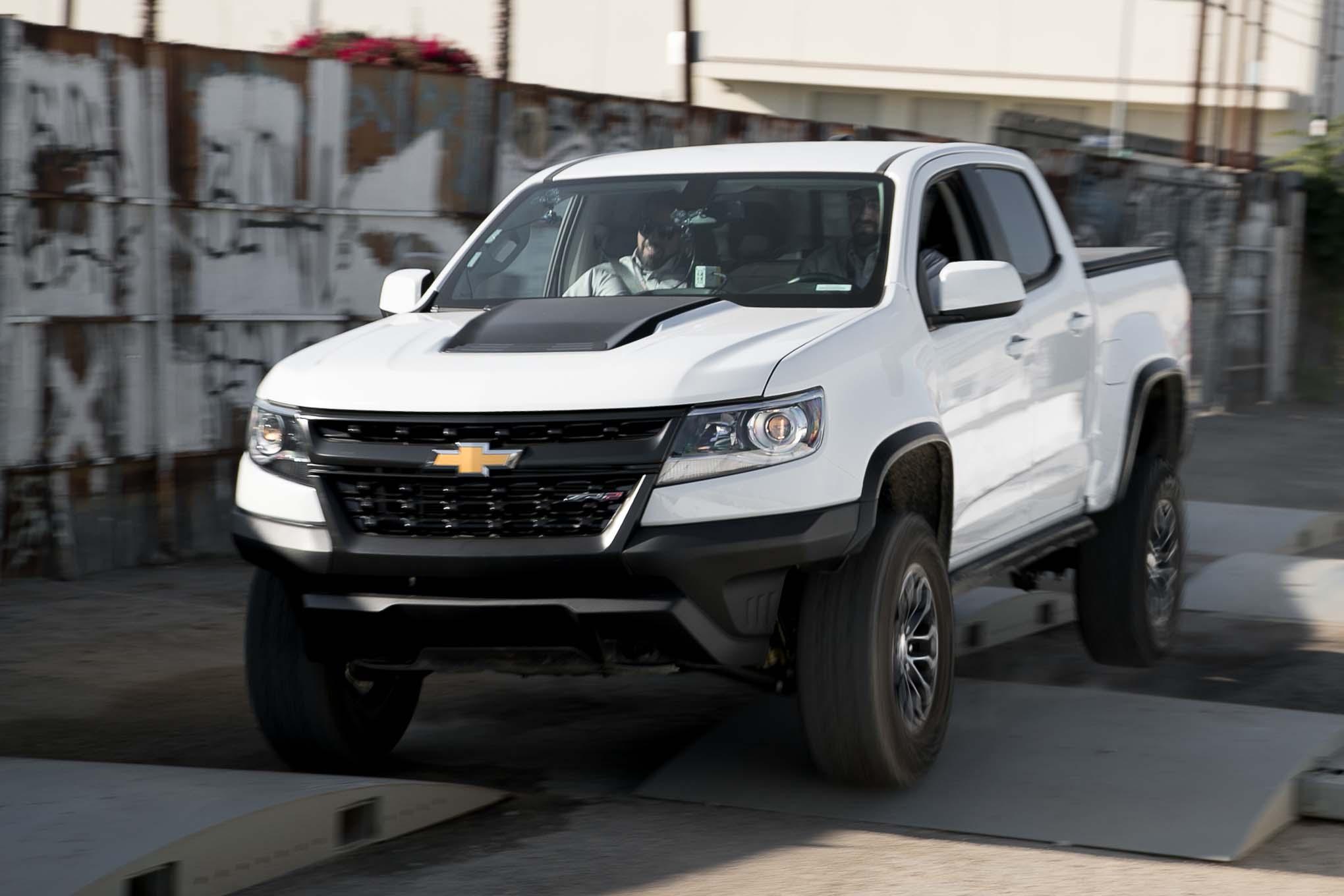 Seven Details that Make the 2017 Chevrolet Colorado ZR2 ...