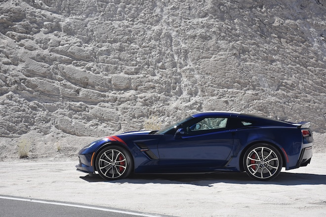 2017 Chevrolet Corvette Grand Sport Automatic First Drive Review