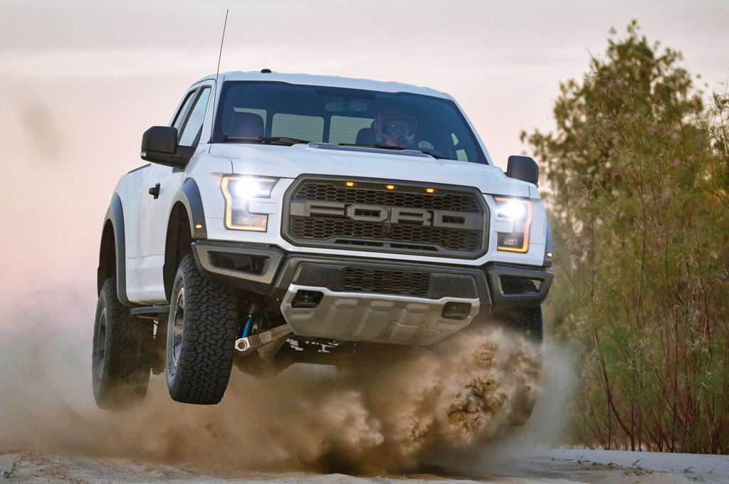 2017-Ford-F-150-Raptor-front-end-airbourne