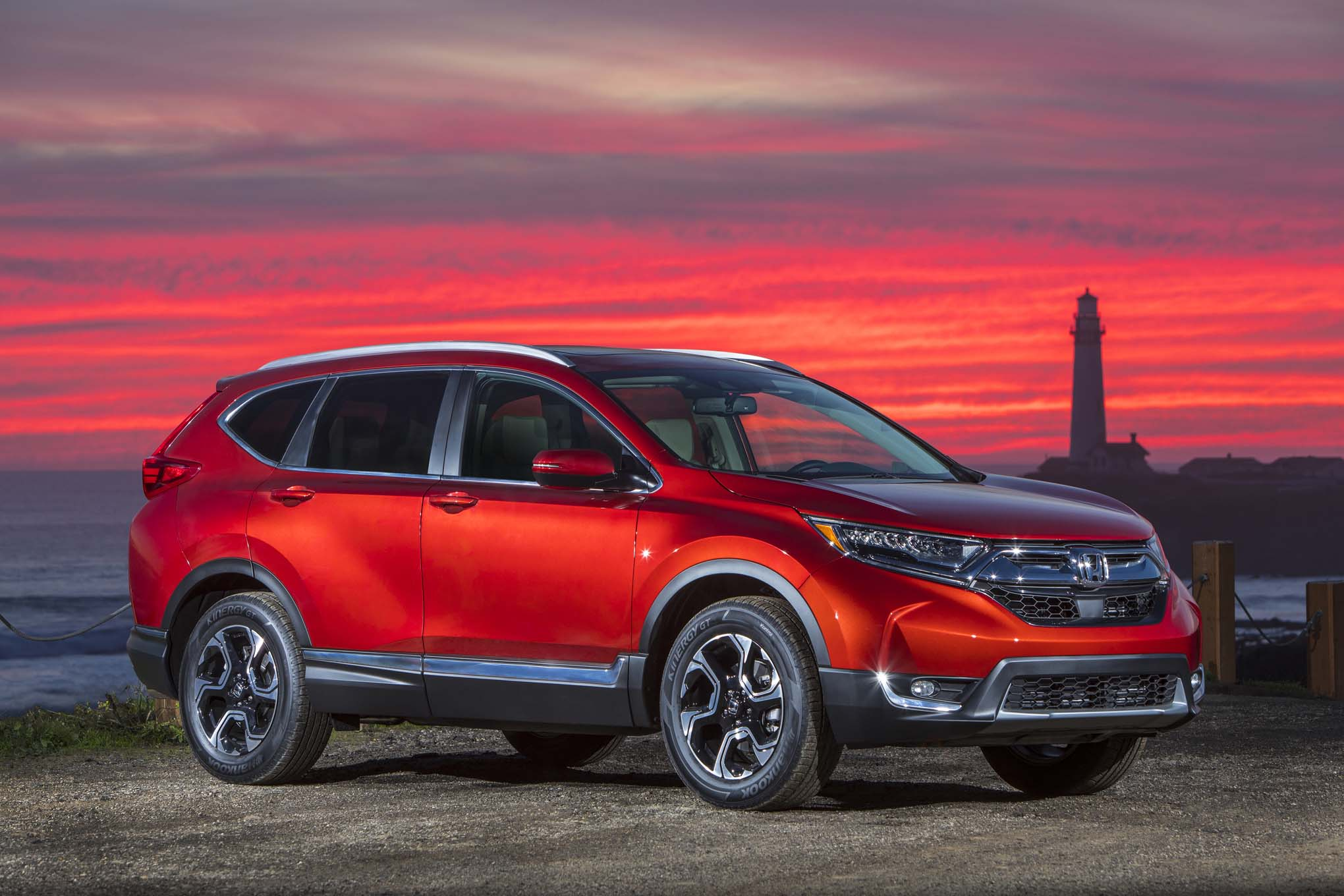 2017 Honda CR-V Touring First Drive Review | Automobile ...