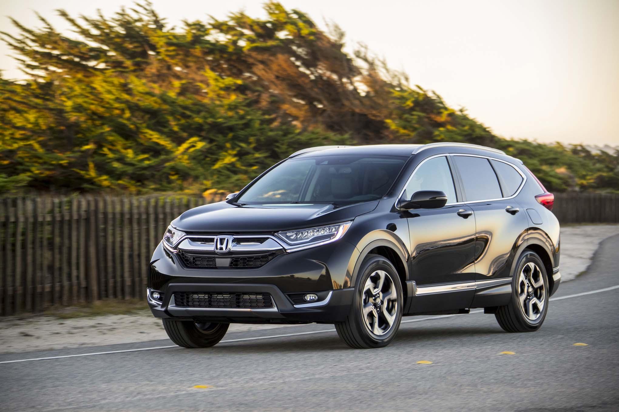 Crv 2017 Review >> 2017 Honda CR-V Touring First Drive Review | Automobile Magazine