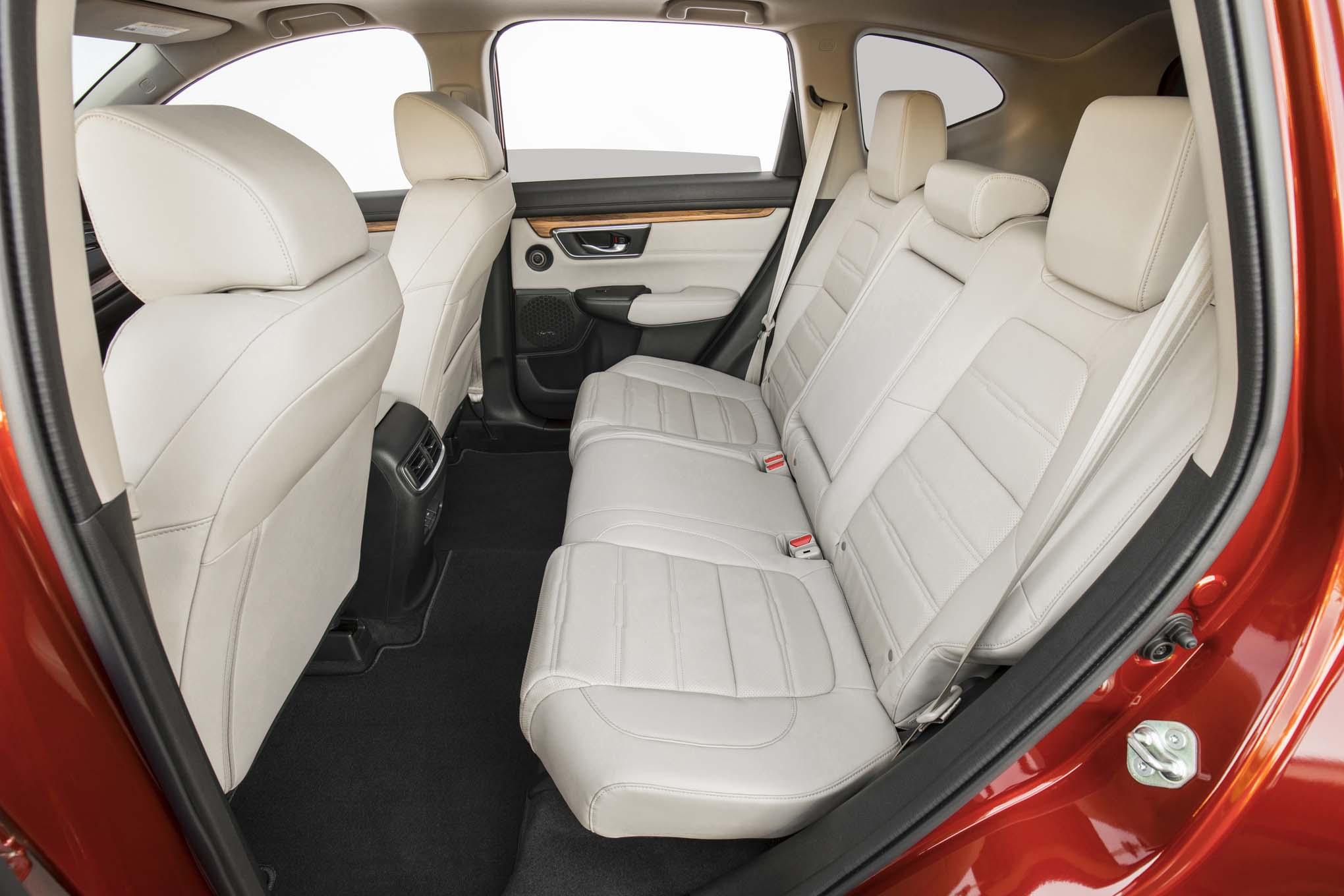 Acura Rdx Vs Honda Crv >> 2017 Honda CR-V Touring First Drive Review | Automobile Magazine