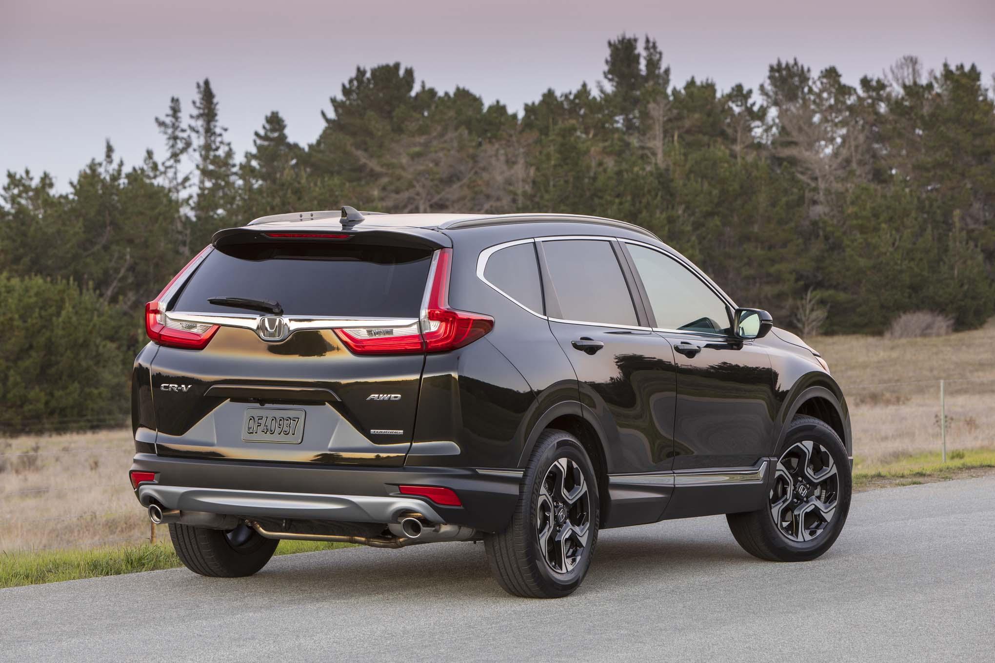 honda cr  touring  drive review automobile magazine