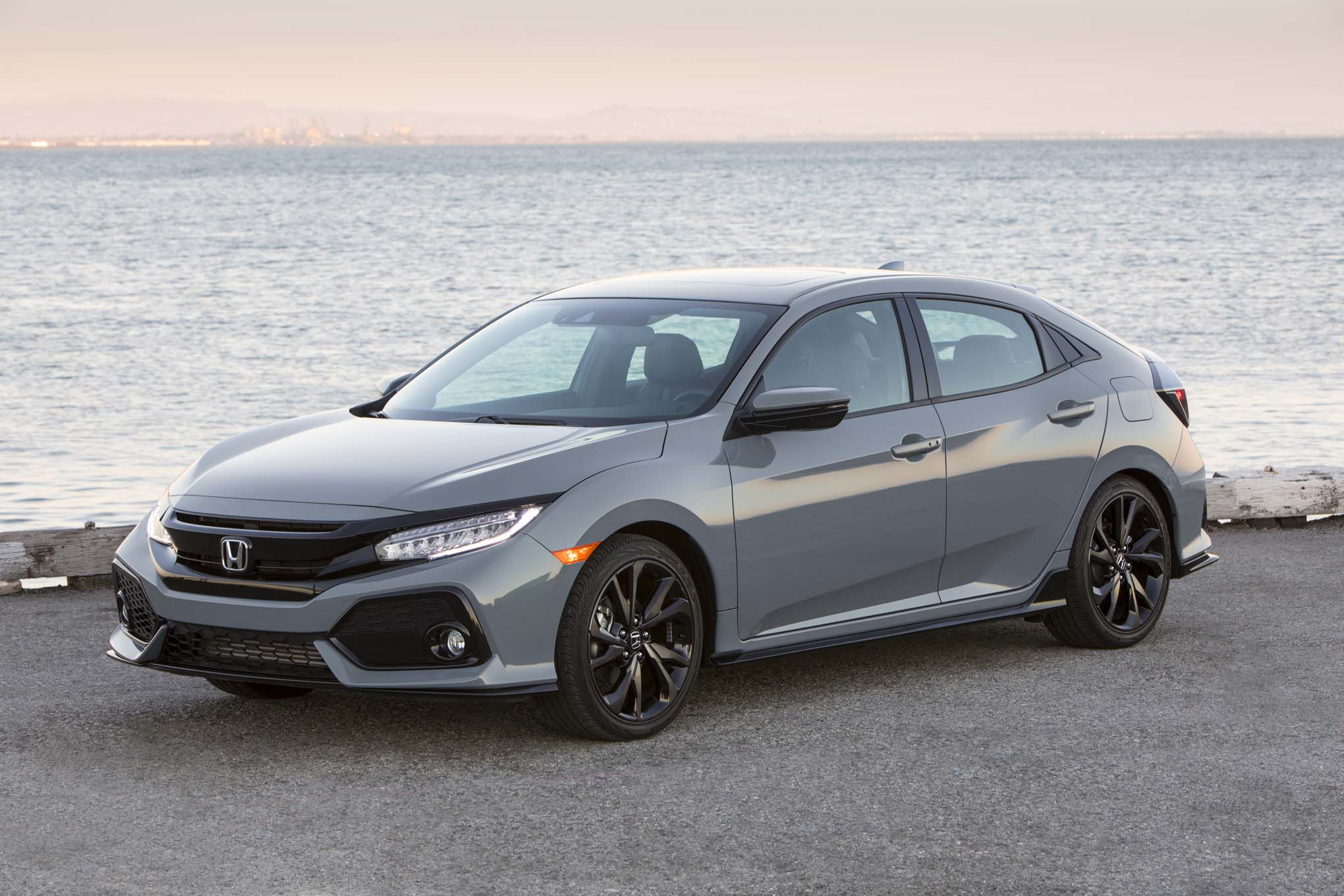 2017 Honda Civic Hatchback Ex L W Navi First Drive Review