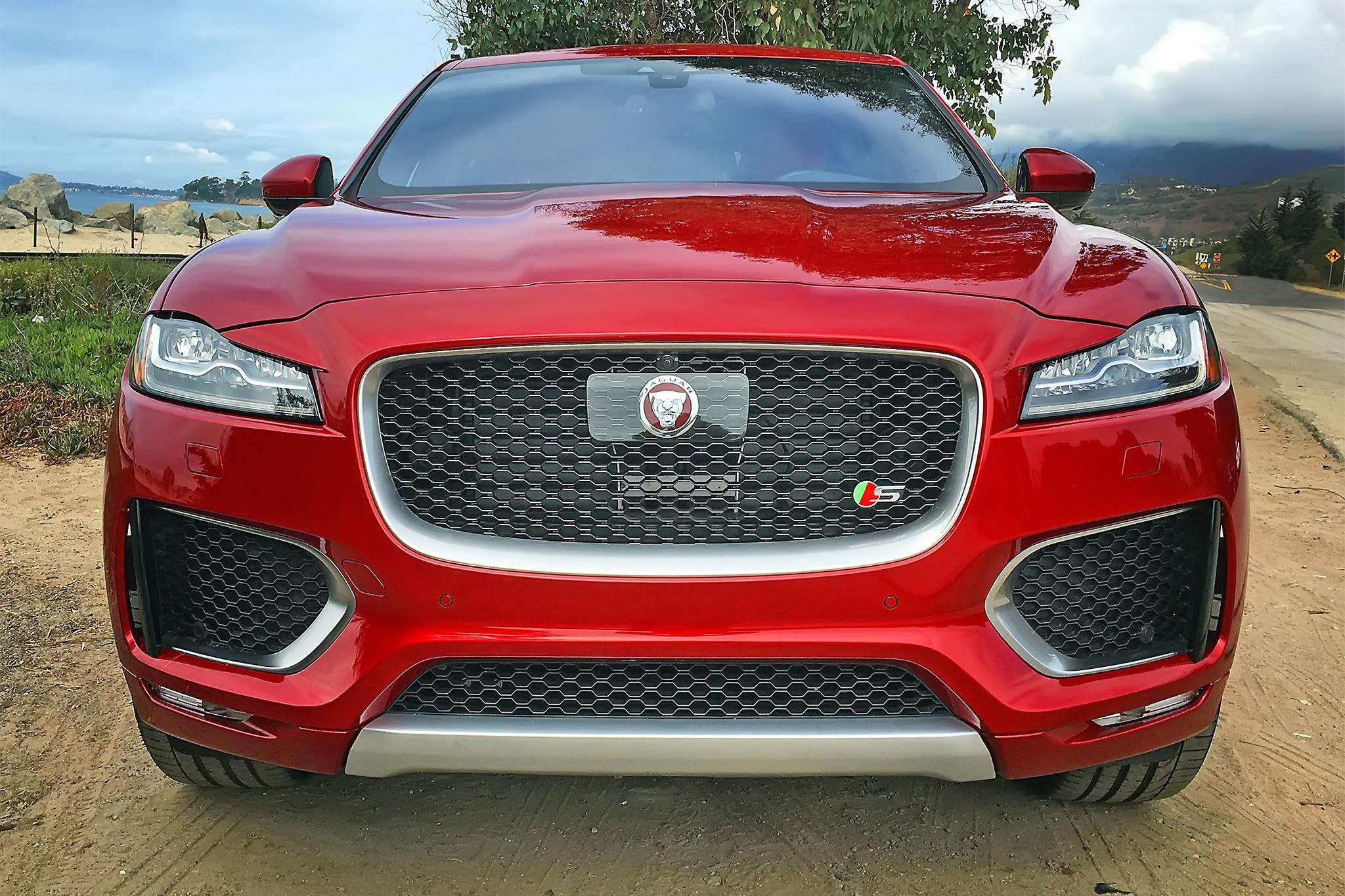 2017 Jaguar F-Pace S One Week Review   Automobile Magazine