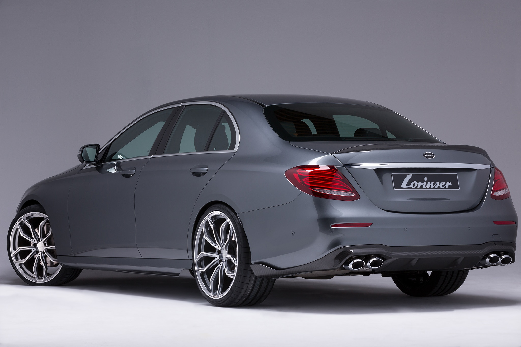 Lorinser Now Offers Tuning Package for 2017 Mercedes-AMG E43