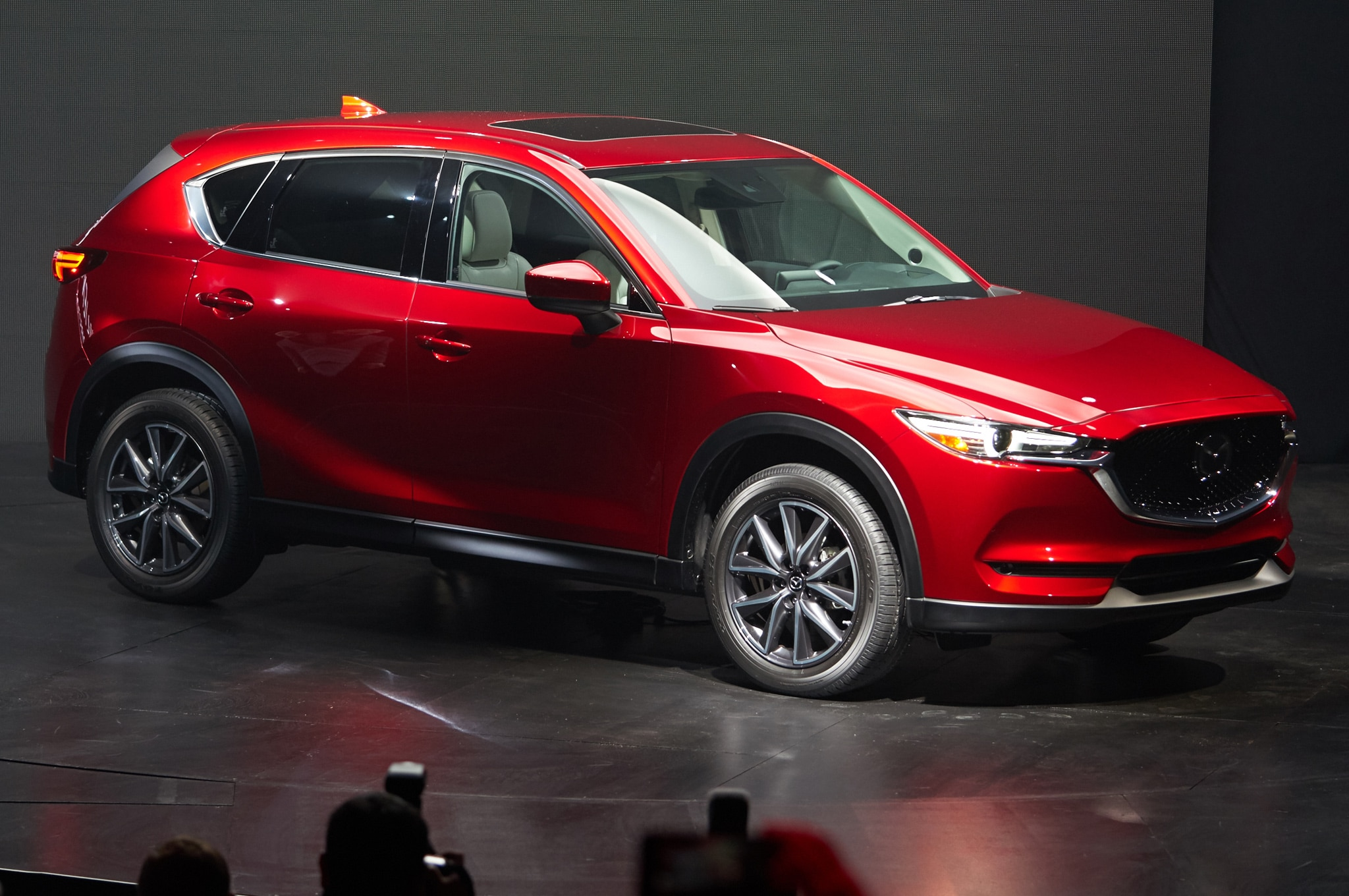 Mazda 5 2017 >> 2017 Mazda Cx 5 First Look Automobile Magazine