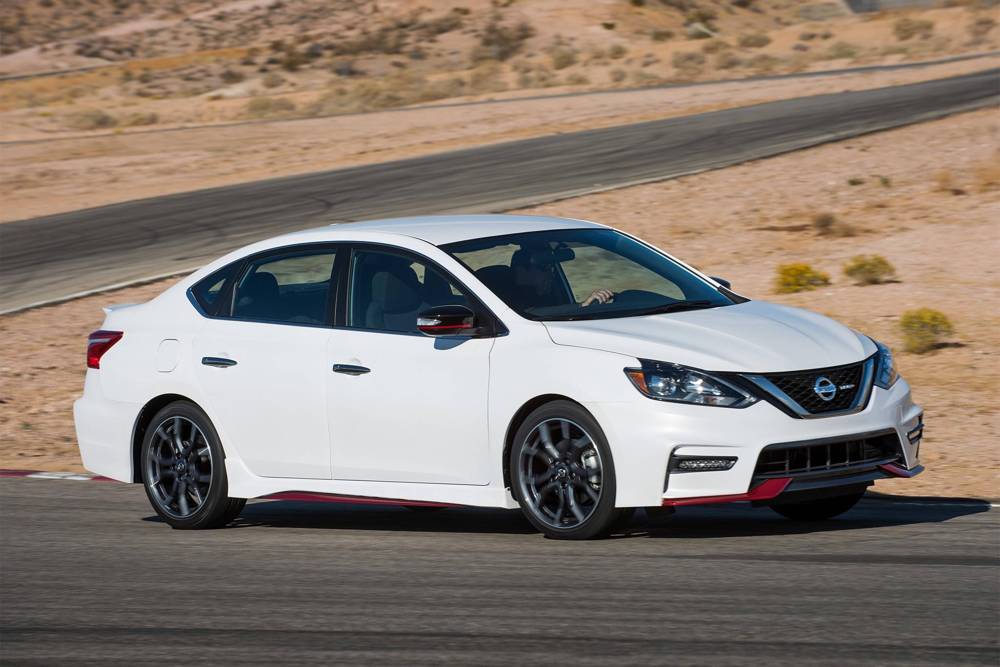 2017 Nissan Sentra Nismo Quick Take Automobile Magazine