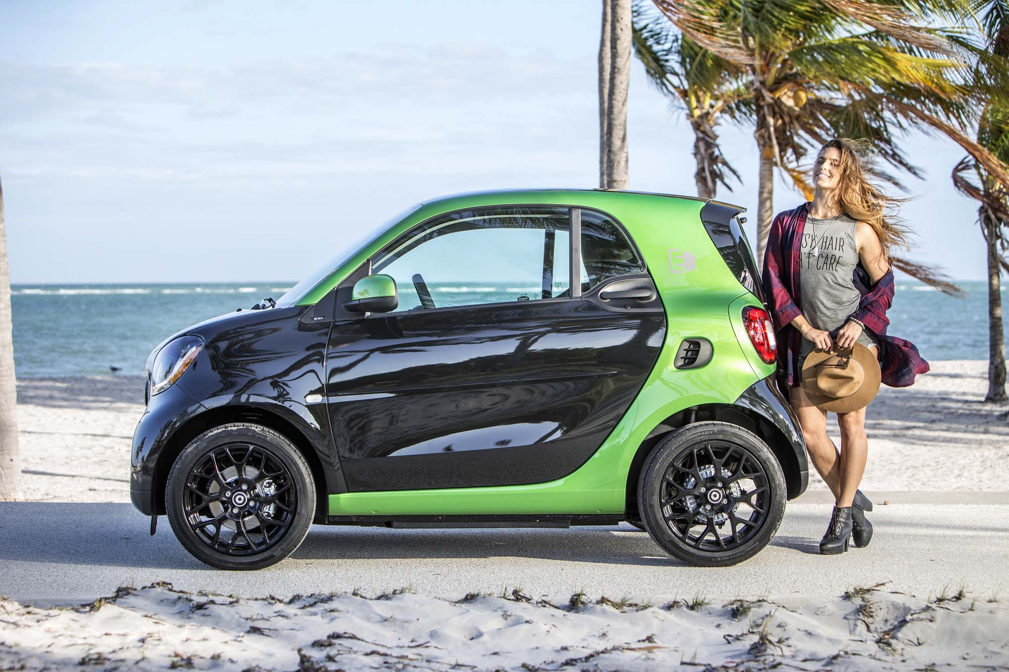 Pricing Announced For 2017 Smart Fortwo Electric Drive Coupe And Cabrio 19 Adver To Skip 1 2