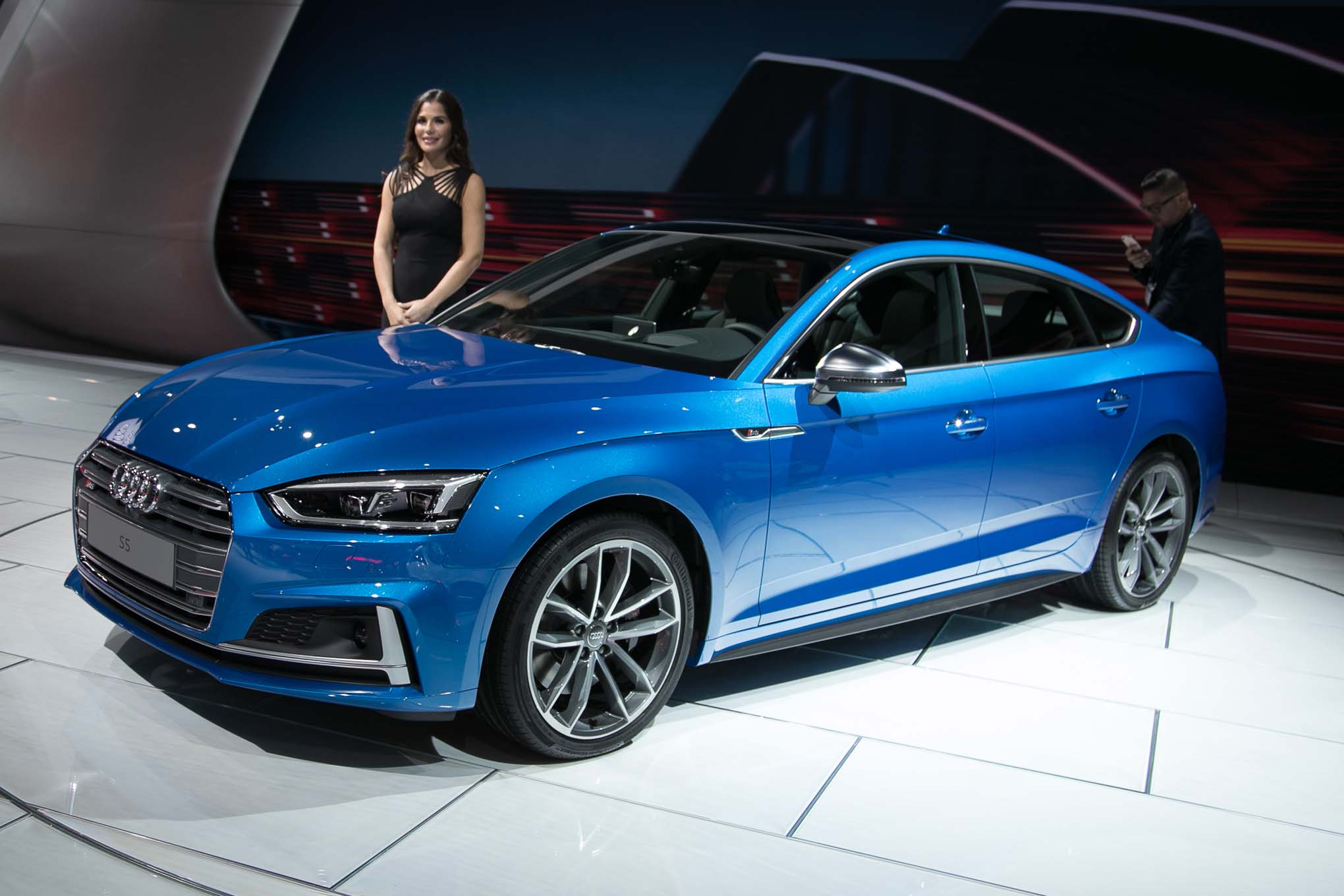 2018 audi a5 and s5 sportback are coming to america | automobile