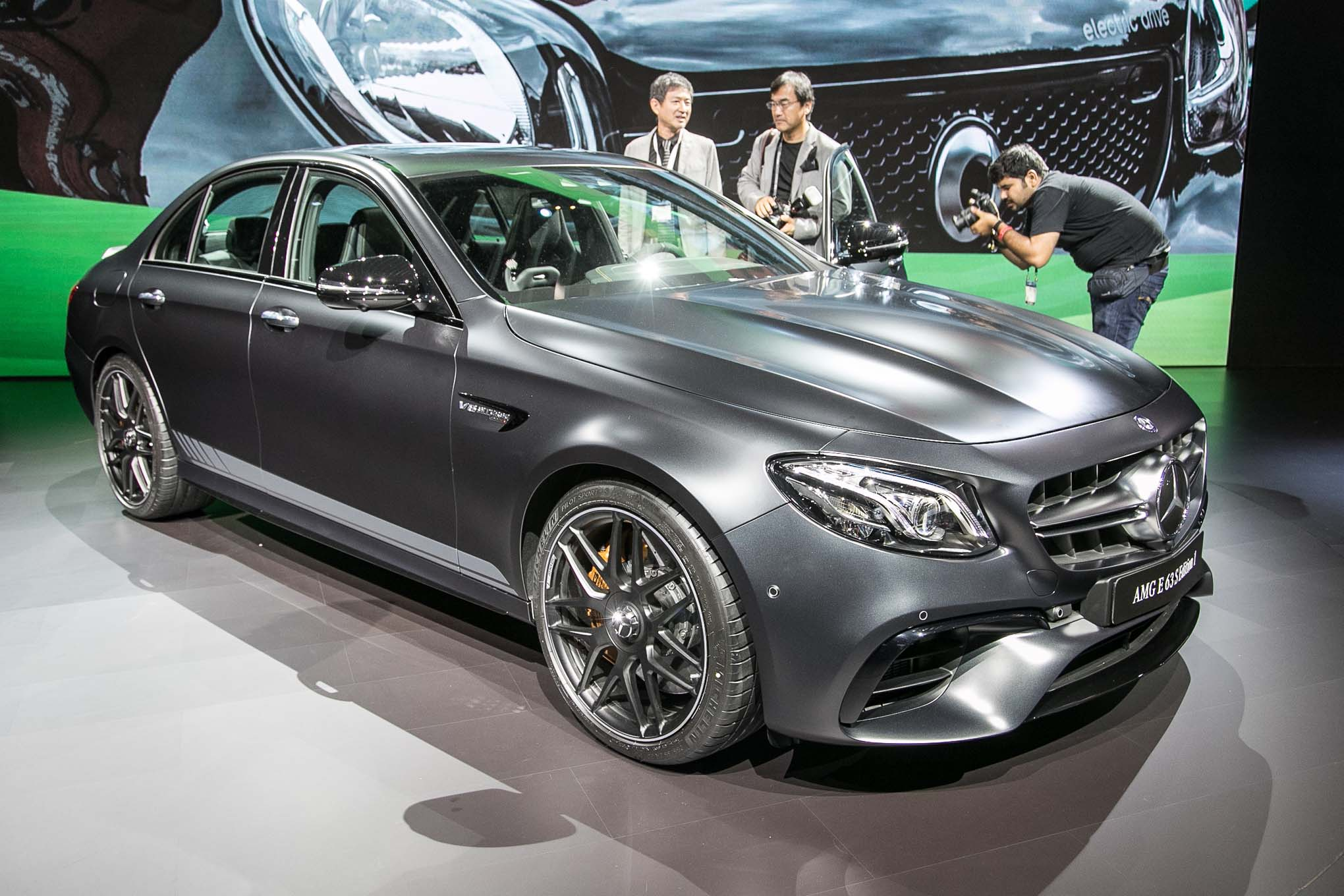 Also New Is The Amg