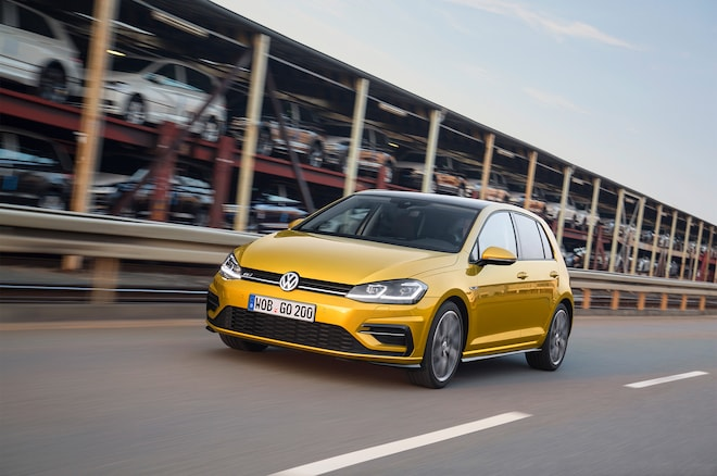 2018 Volkswagen Golf Euro Spec Automobile Magazine