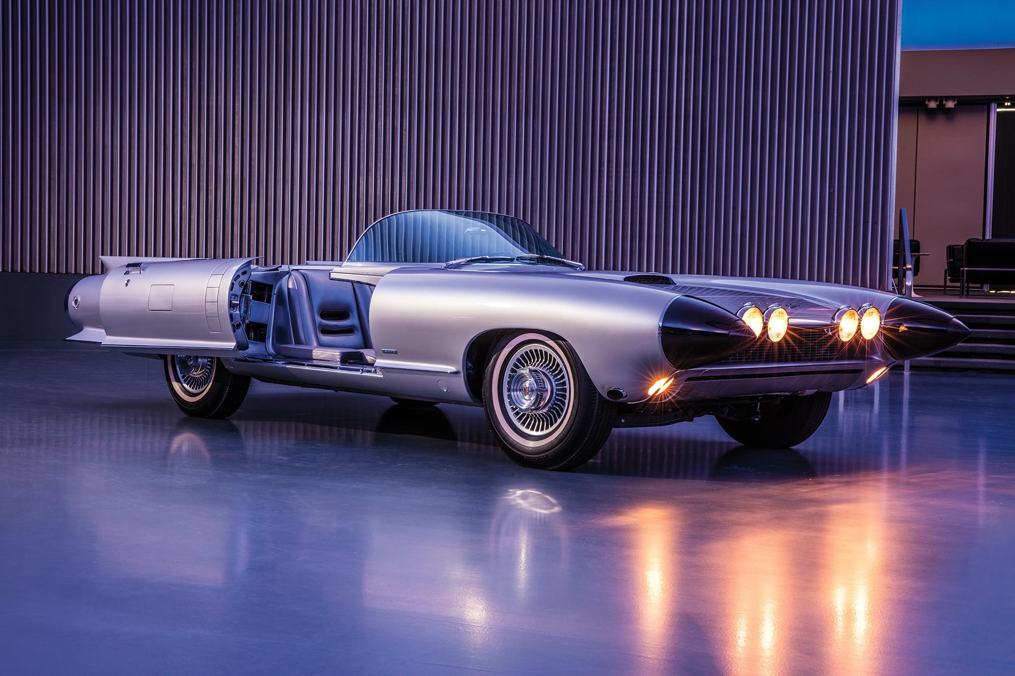Cadillac Ats Coupe >> Ed Welburn Drives the Cadillac Cyclone | Automobile Magazine