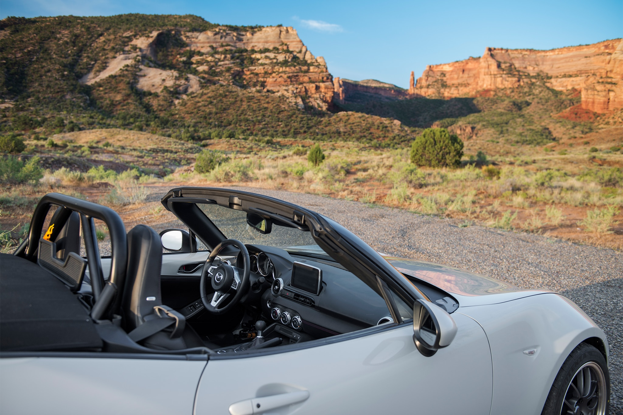 Exclusive First Drive: Flyin' Miata's V-8-Powered 2016 Mazda MX-5