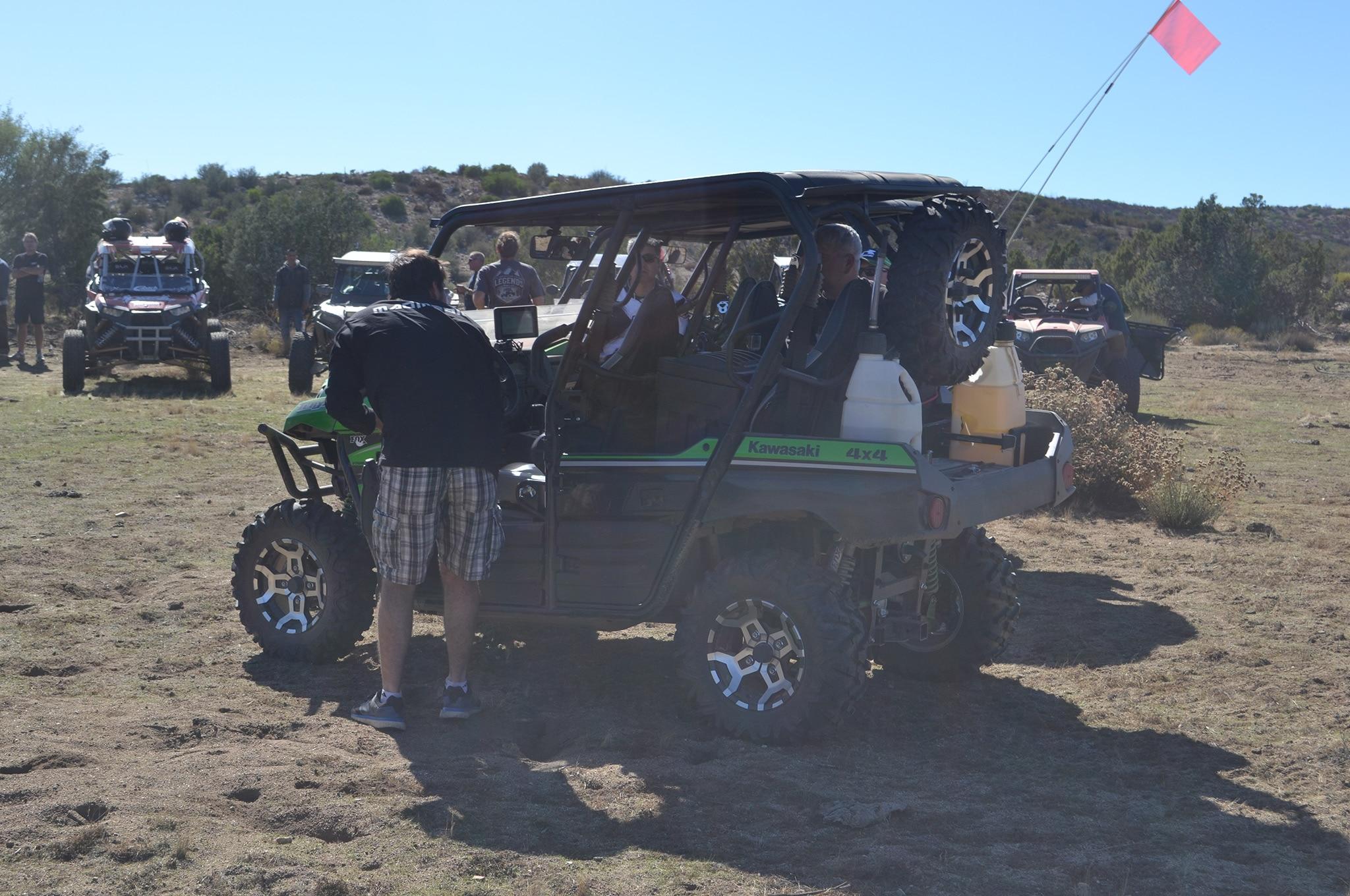 Exploring the Dusty Backroads of Baja in a Kawasaki Teryx UTV