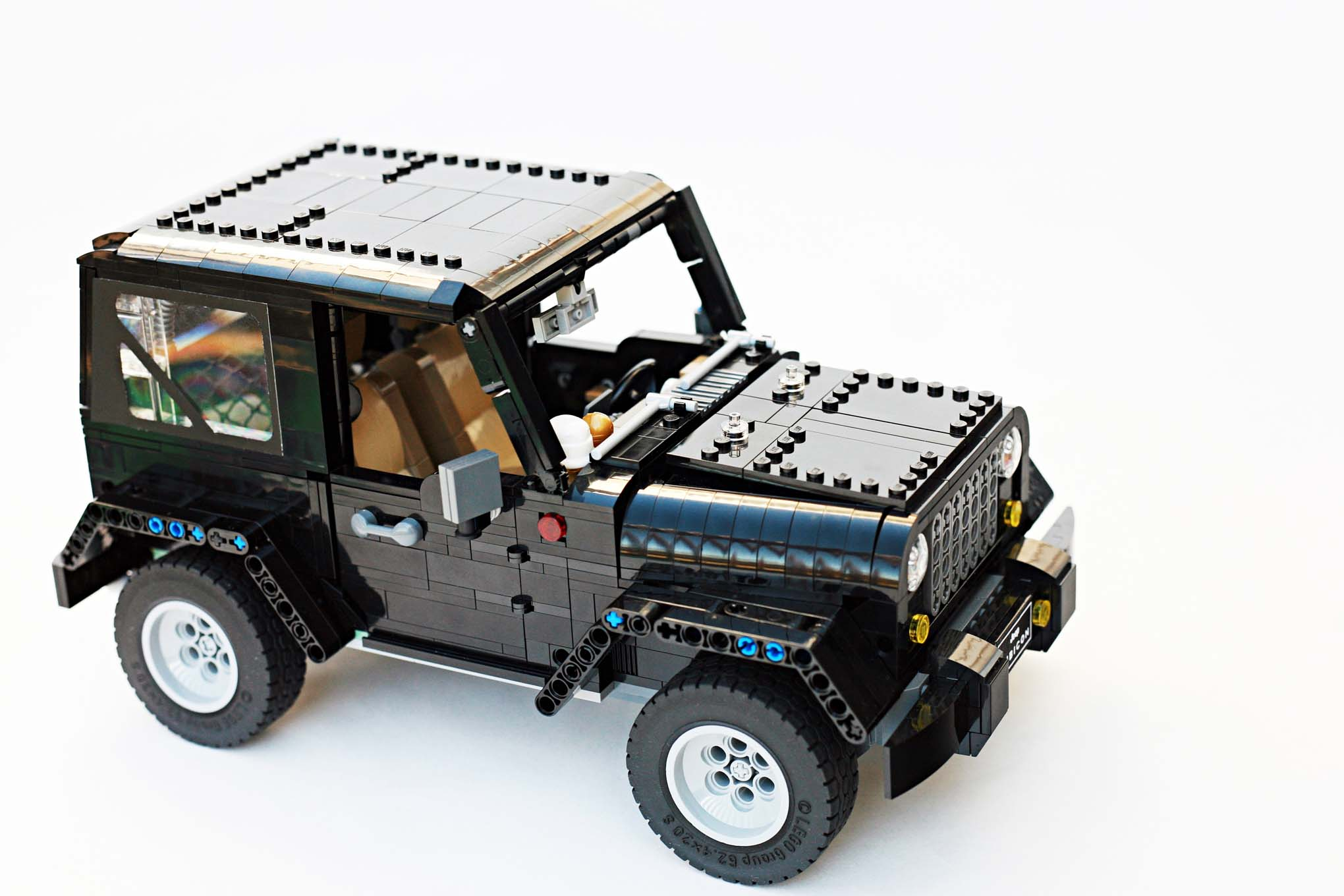 Lego Needs To Build This Fan Made Jeep Wrangler Automobile Magazine