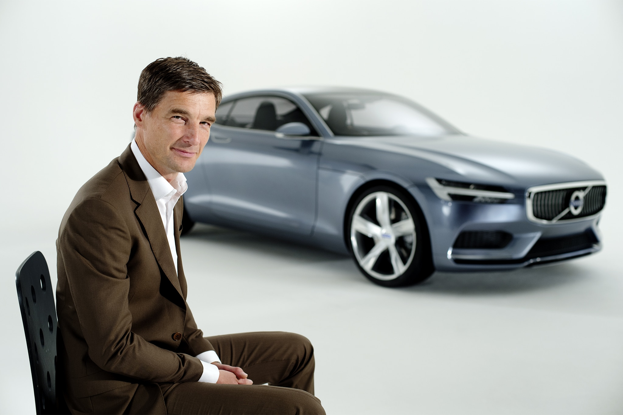 Q&A with Volvo Head of Design Thomas Ingenlath | Automobile Magazine